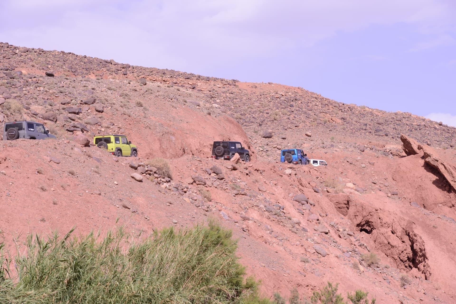 Suzuki Jimny Desert Experience 2019 00036