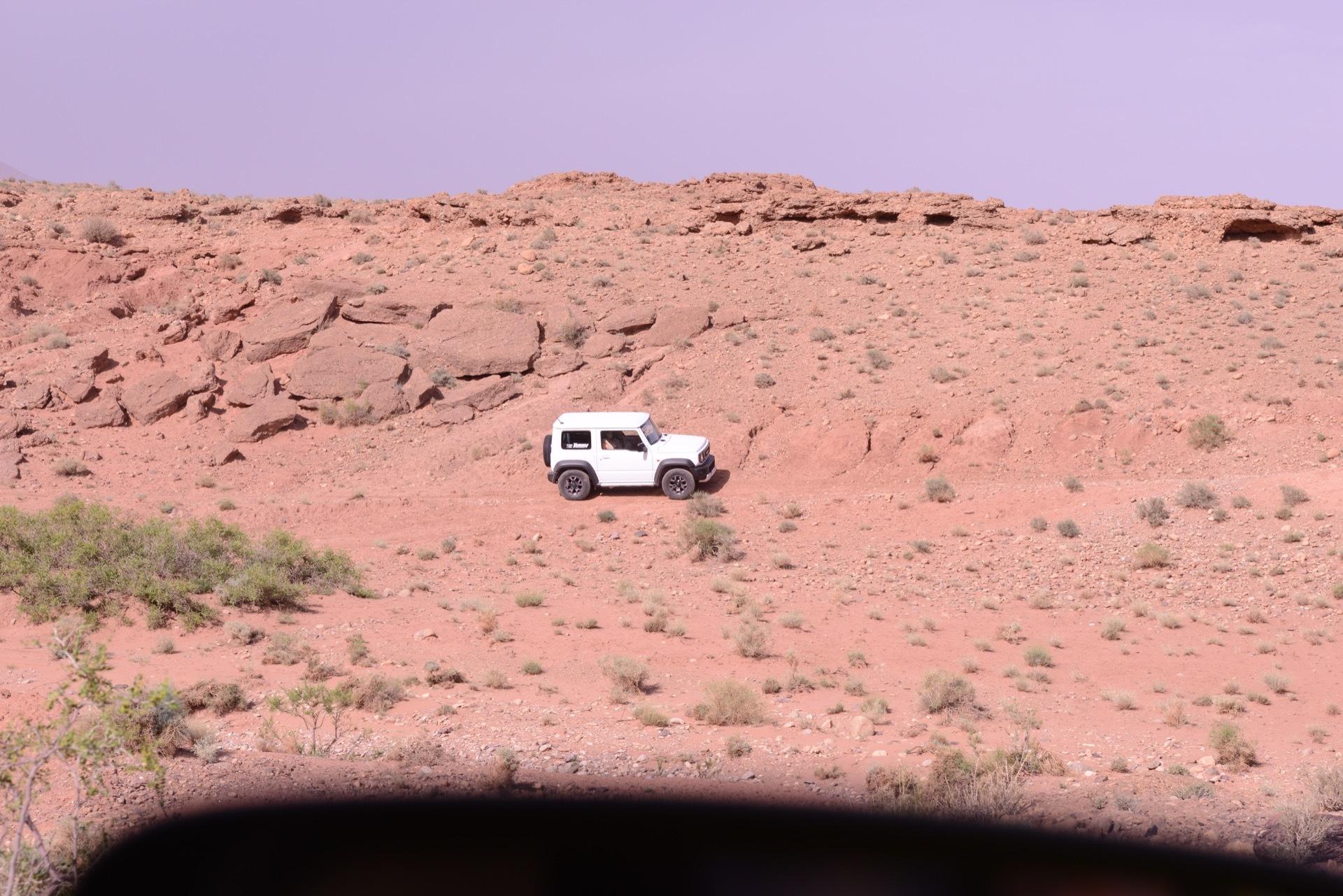 Suzuki Jimny Desert Experience 2019 00037