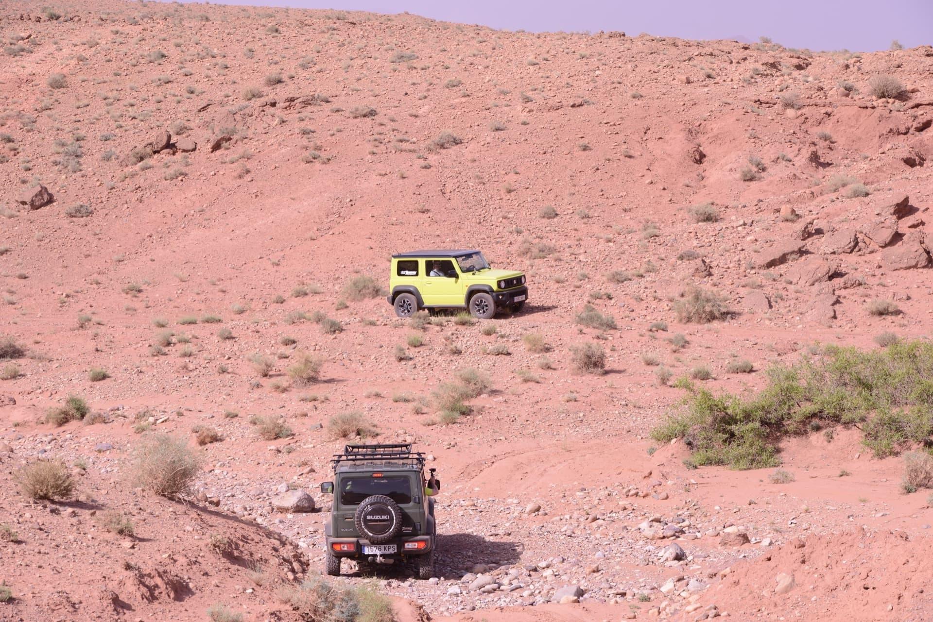 Suzuki Jimny Desert Experience 2019 00038