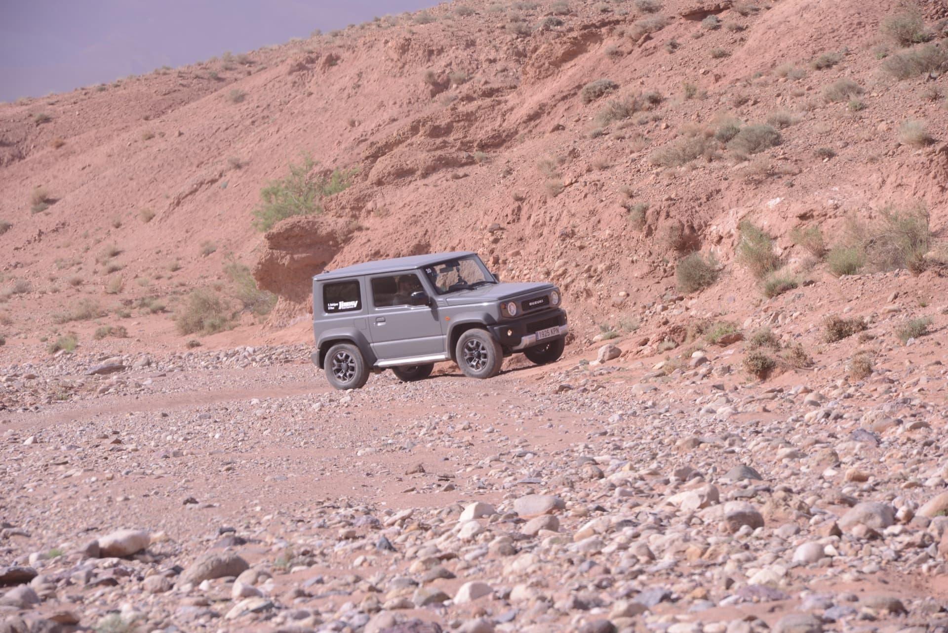 Suzuki Jimny Desert Experience 2019 00039