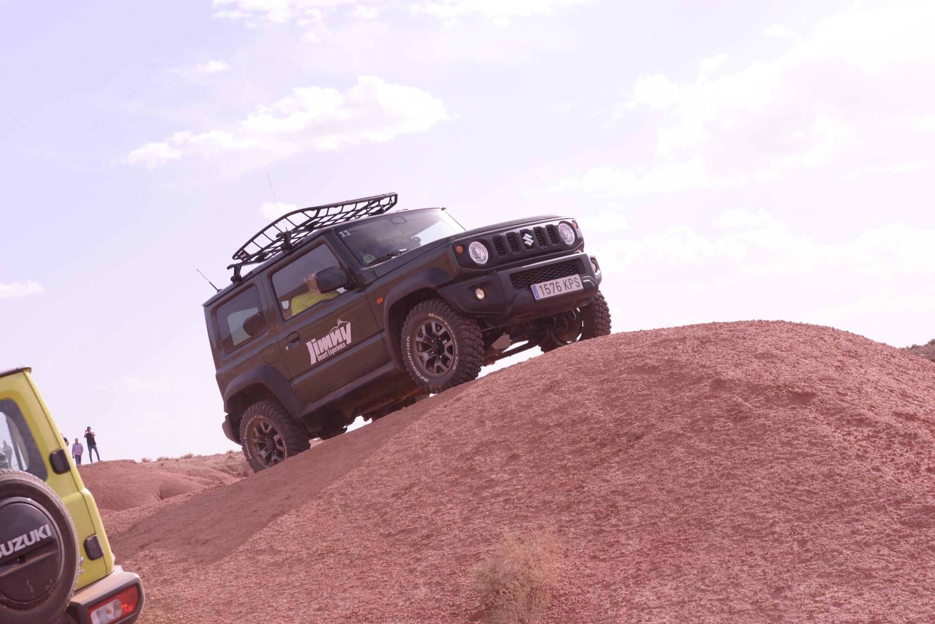 Suzuki Jimny Desert Experience 2019 00040