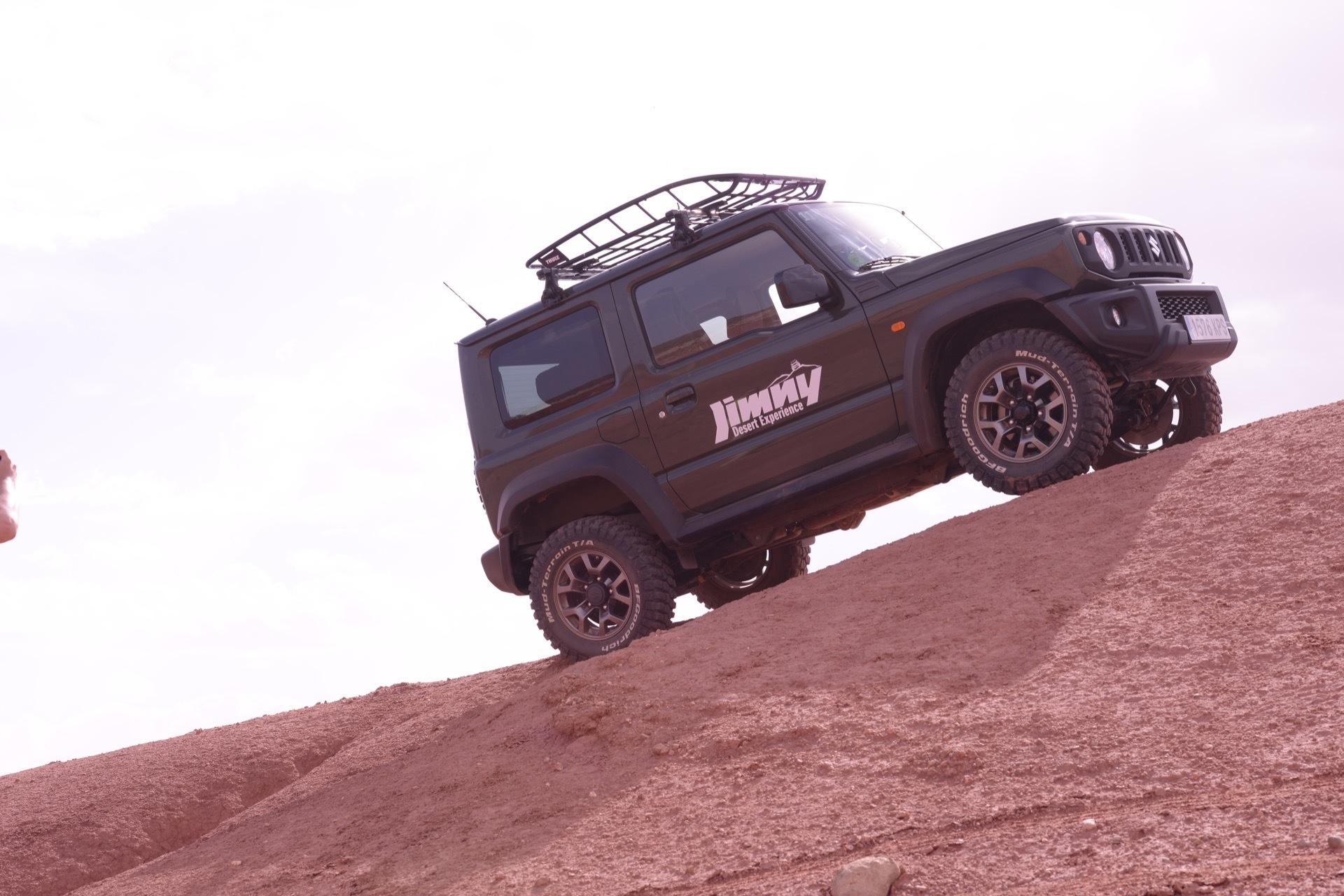Suzuki Jimny Desert Experience 2019 00041