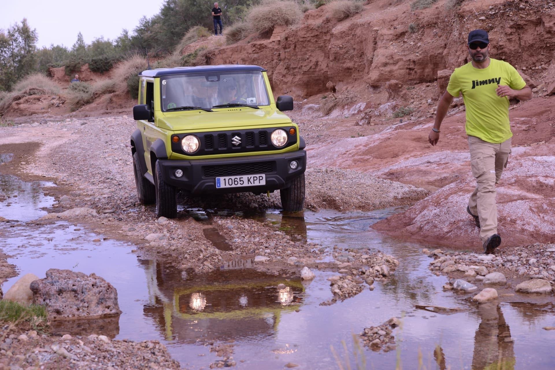 Suzuki Jimny Desert Experience 2019 00046