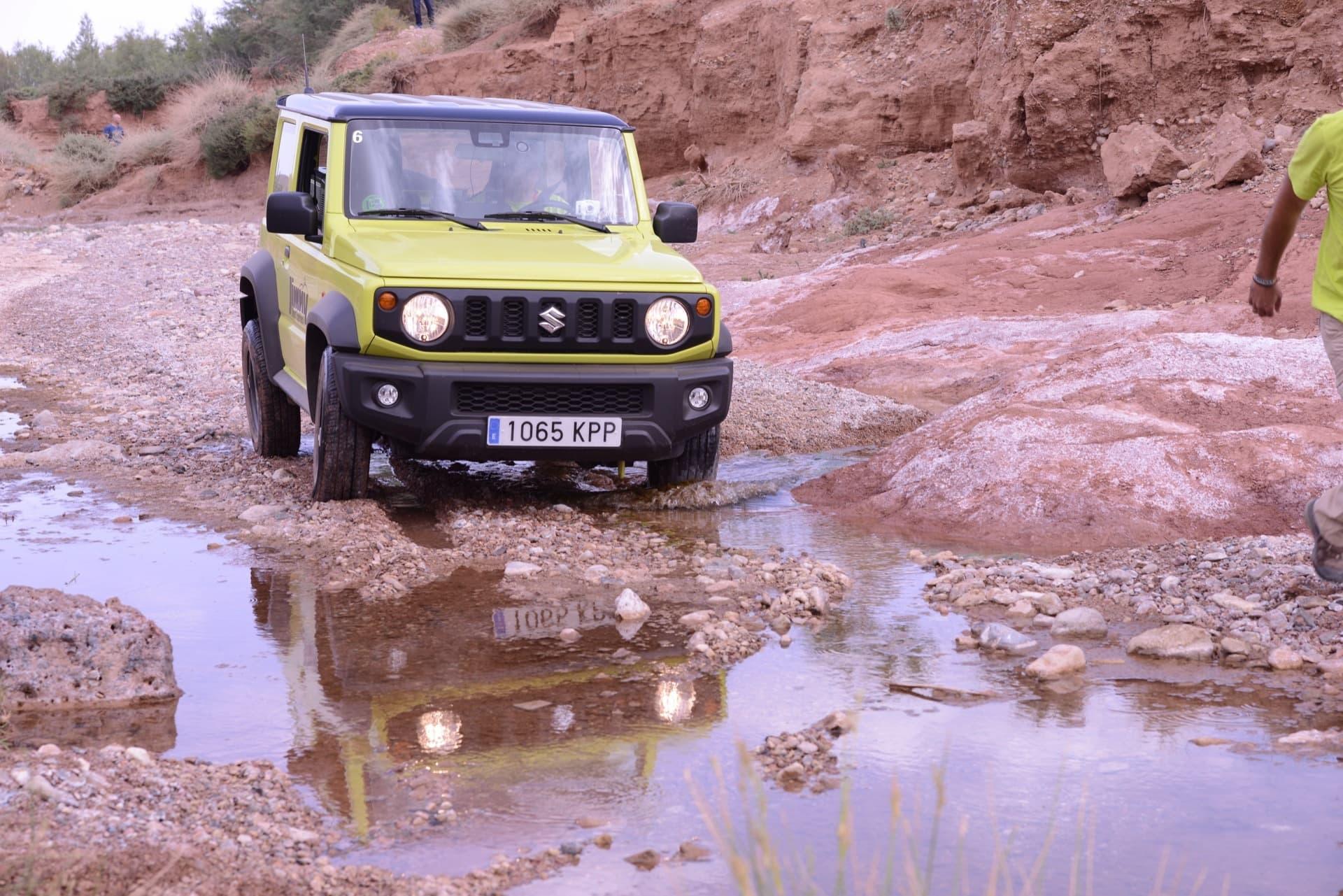 Suzuki Jimny Desert Experience 2019 00047