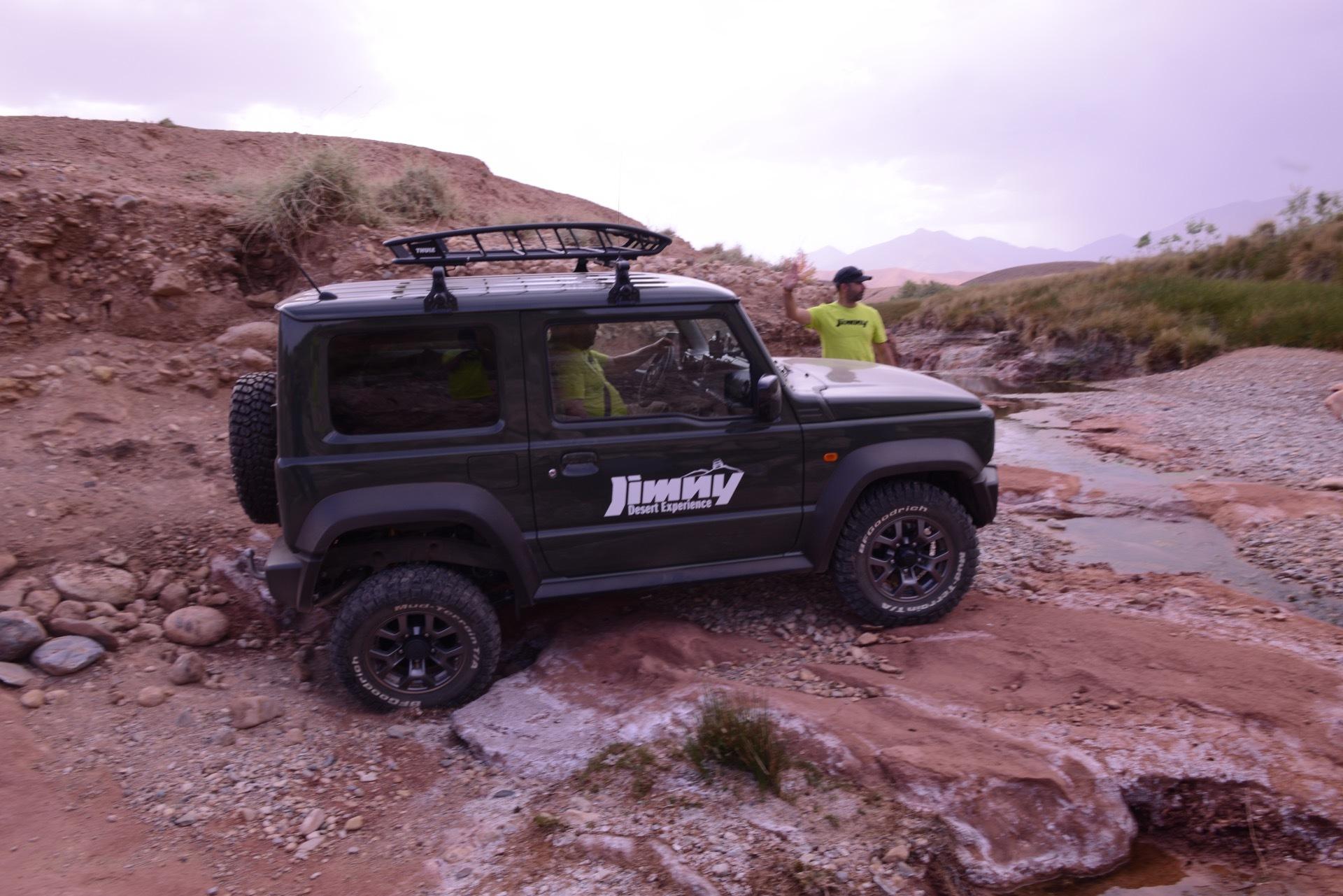 Suzuki Jimny Desert Experience 2019 00048