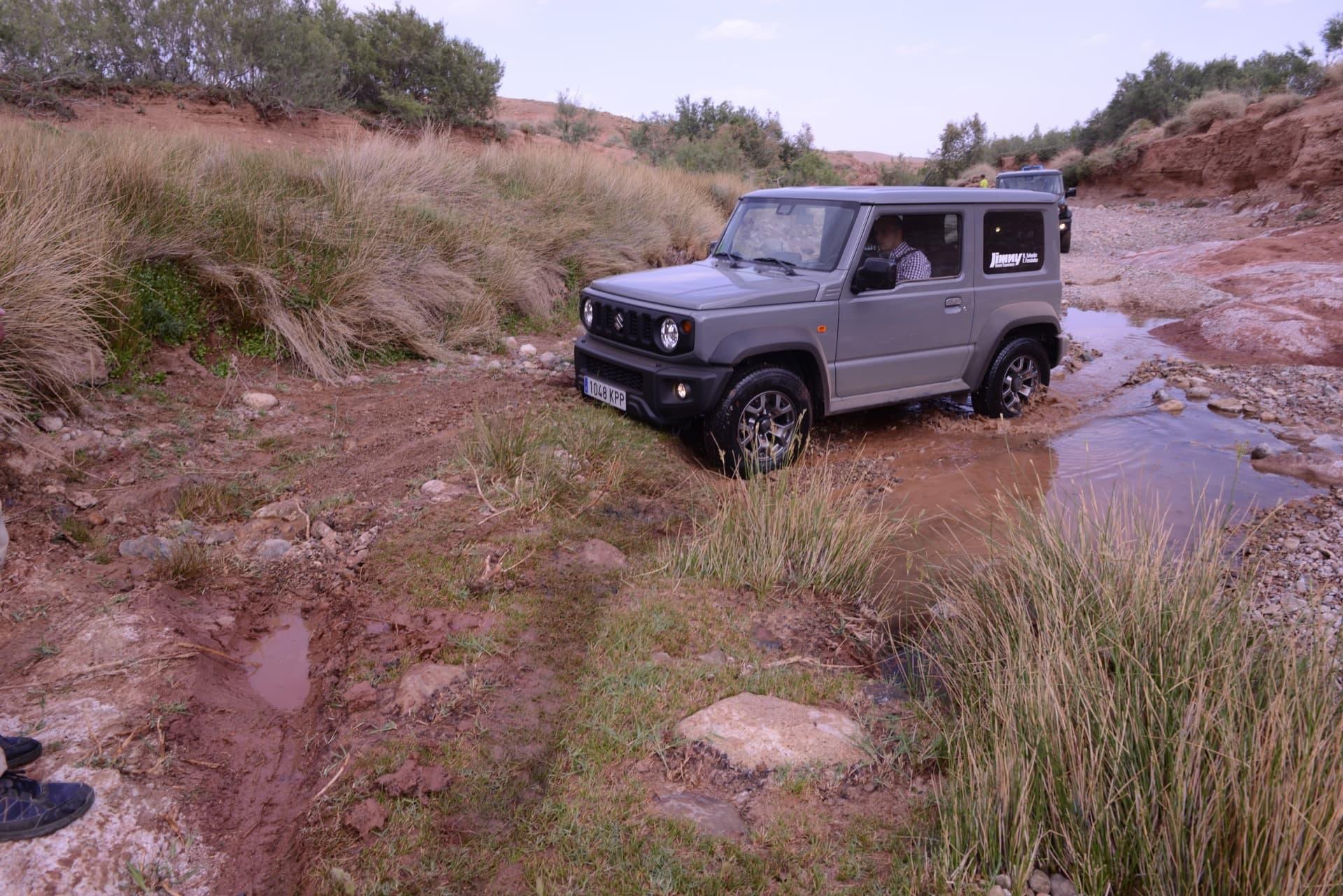 Suzuki Jimny Desert Experience 2019 00050