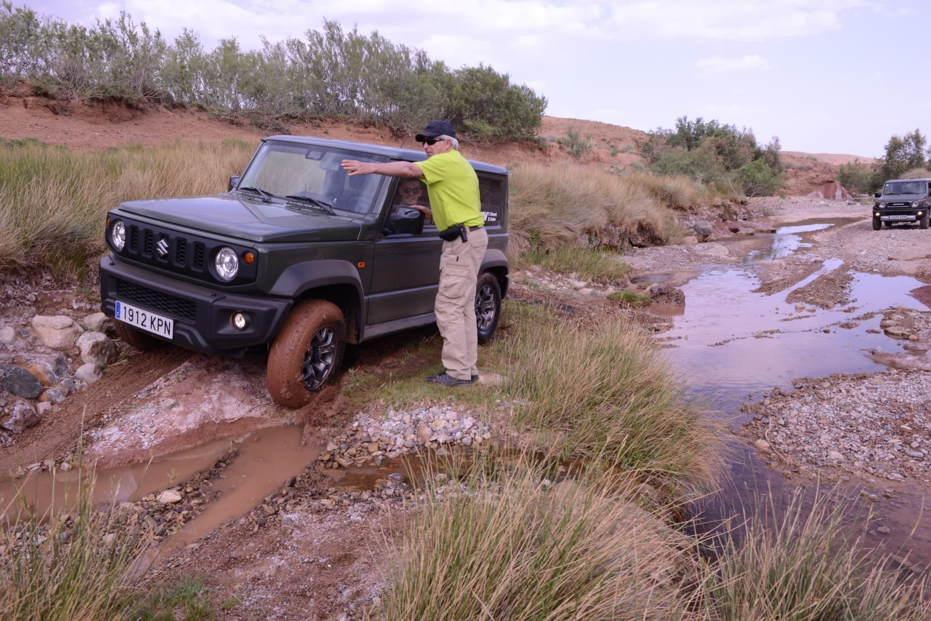 Suzuki Jimny Desert Experience 2019 00052