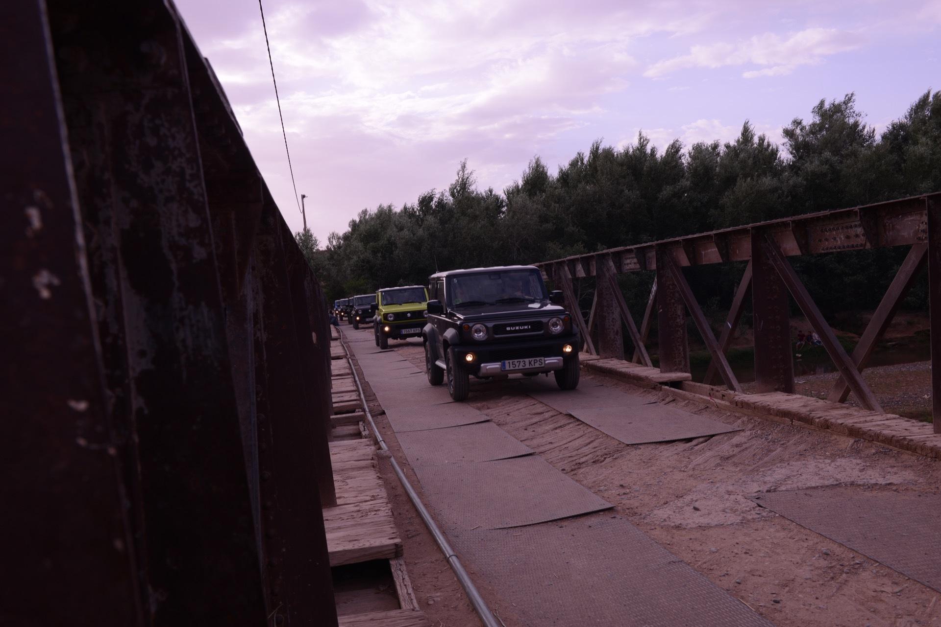 Suzuki Jimny Desert Experience 2019 00054