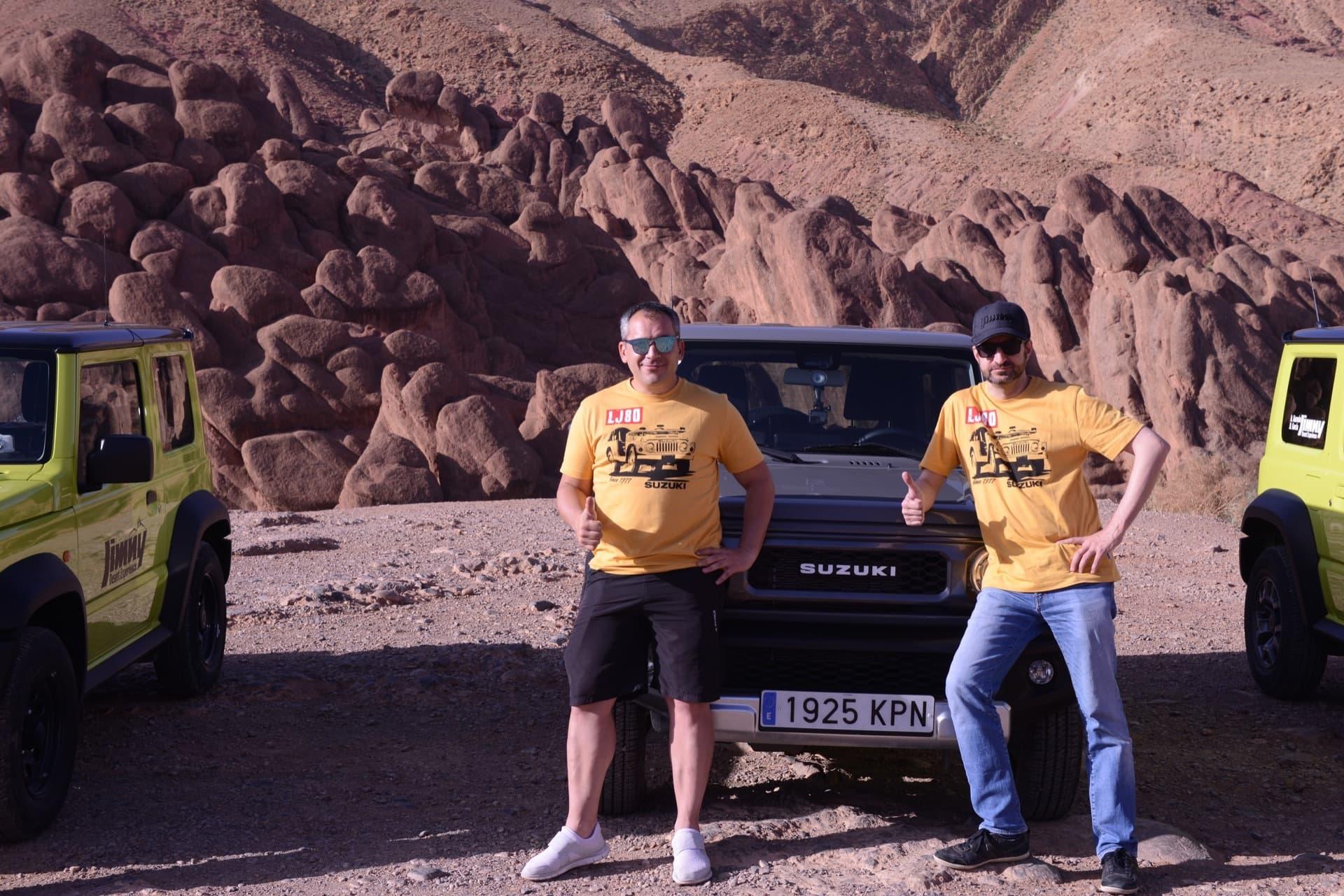 Suzuki Jimny Desert Experience 2019 00070