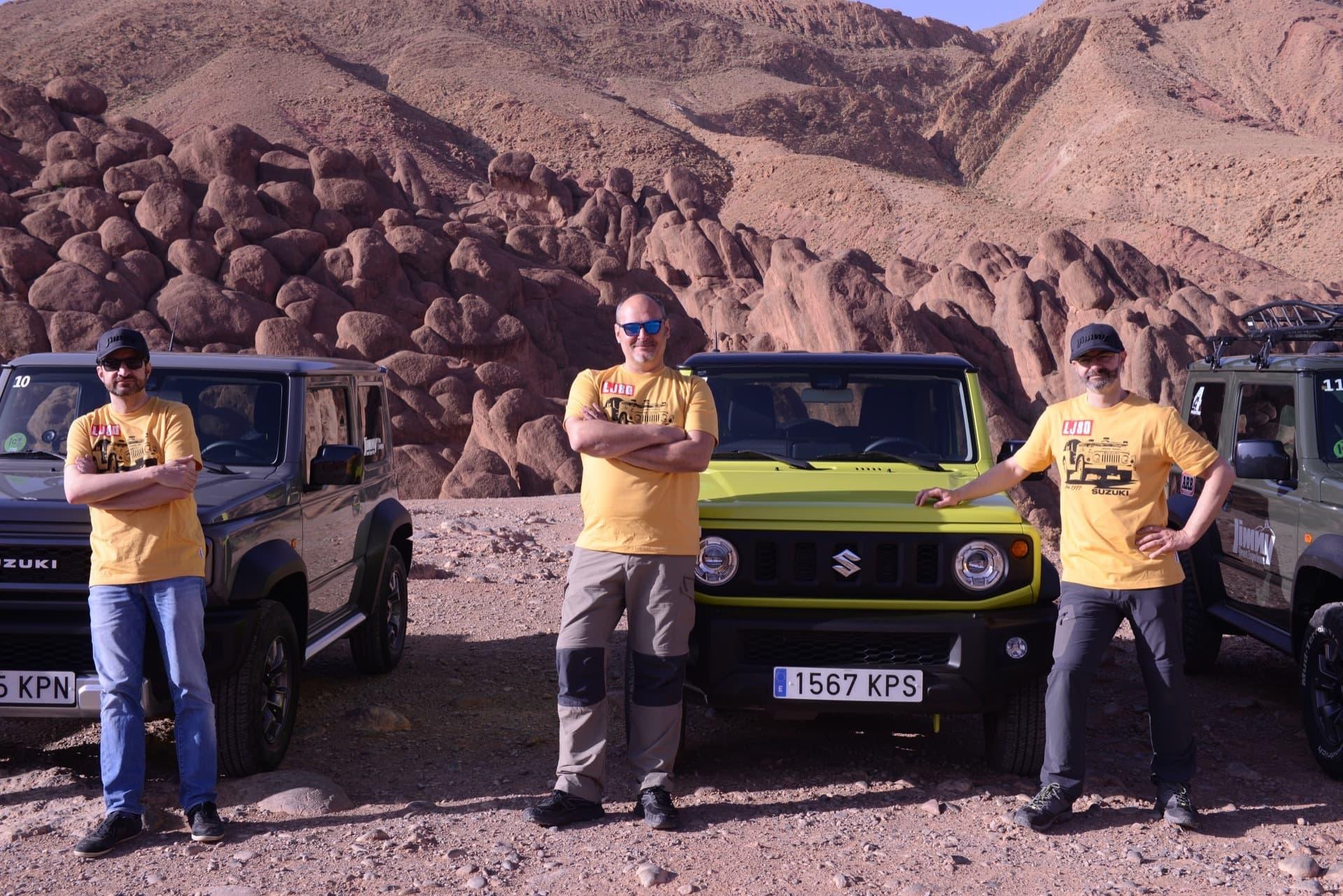 Suzuki Jimny Desert Experience 2019 00071