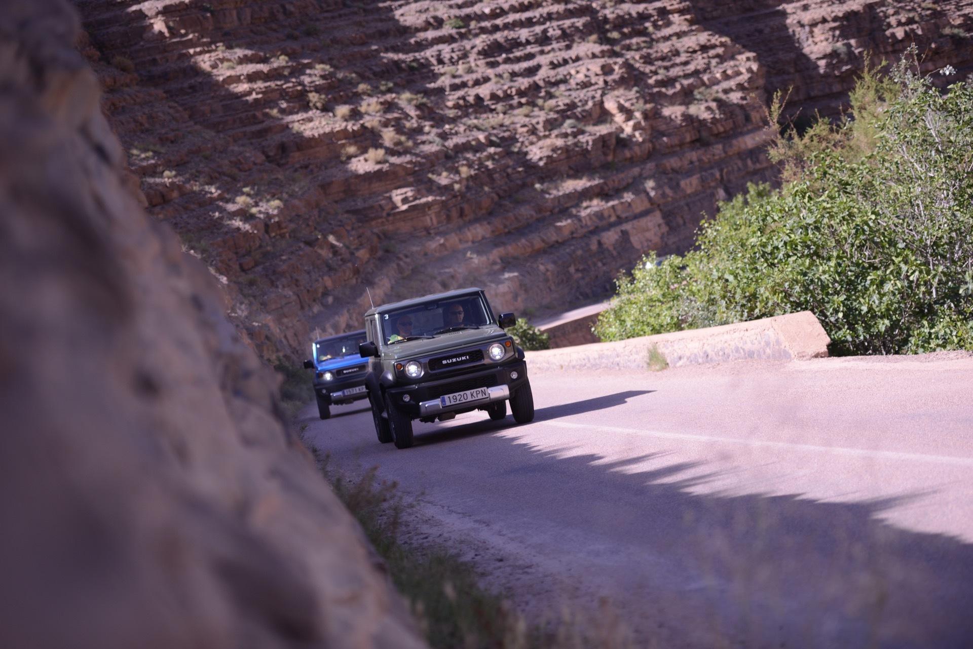 Suzuki Jimny Desert Experience 2019 00080