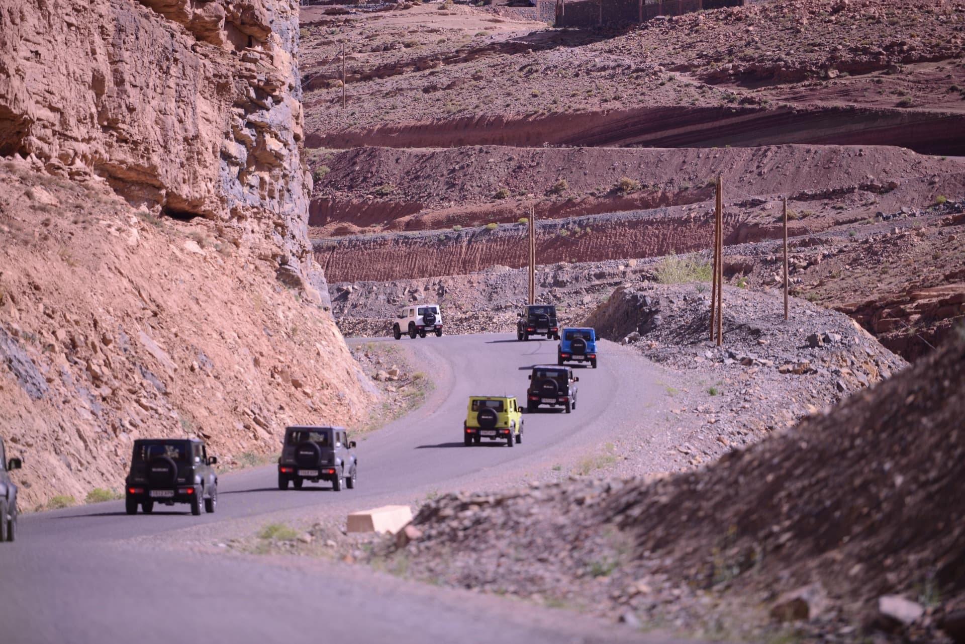 Suzuki Jimny Desert Experience 2019 00081