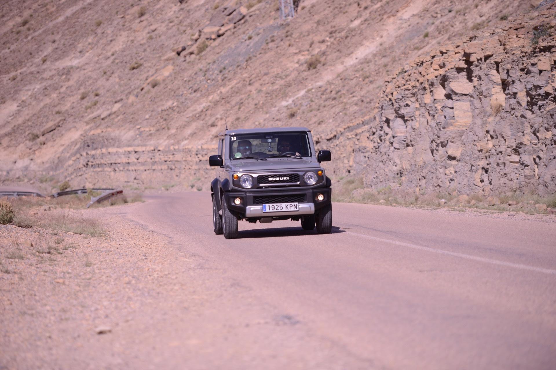 Suzuki Jimny Desert Experience 2019 00083