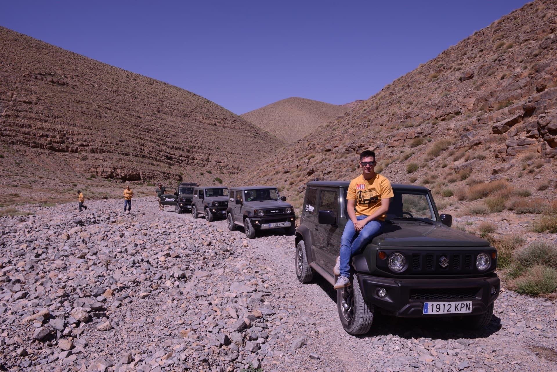 Suzuki Jimny Desert Experience 2019 00087
