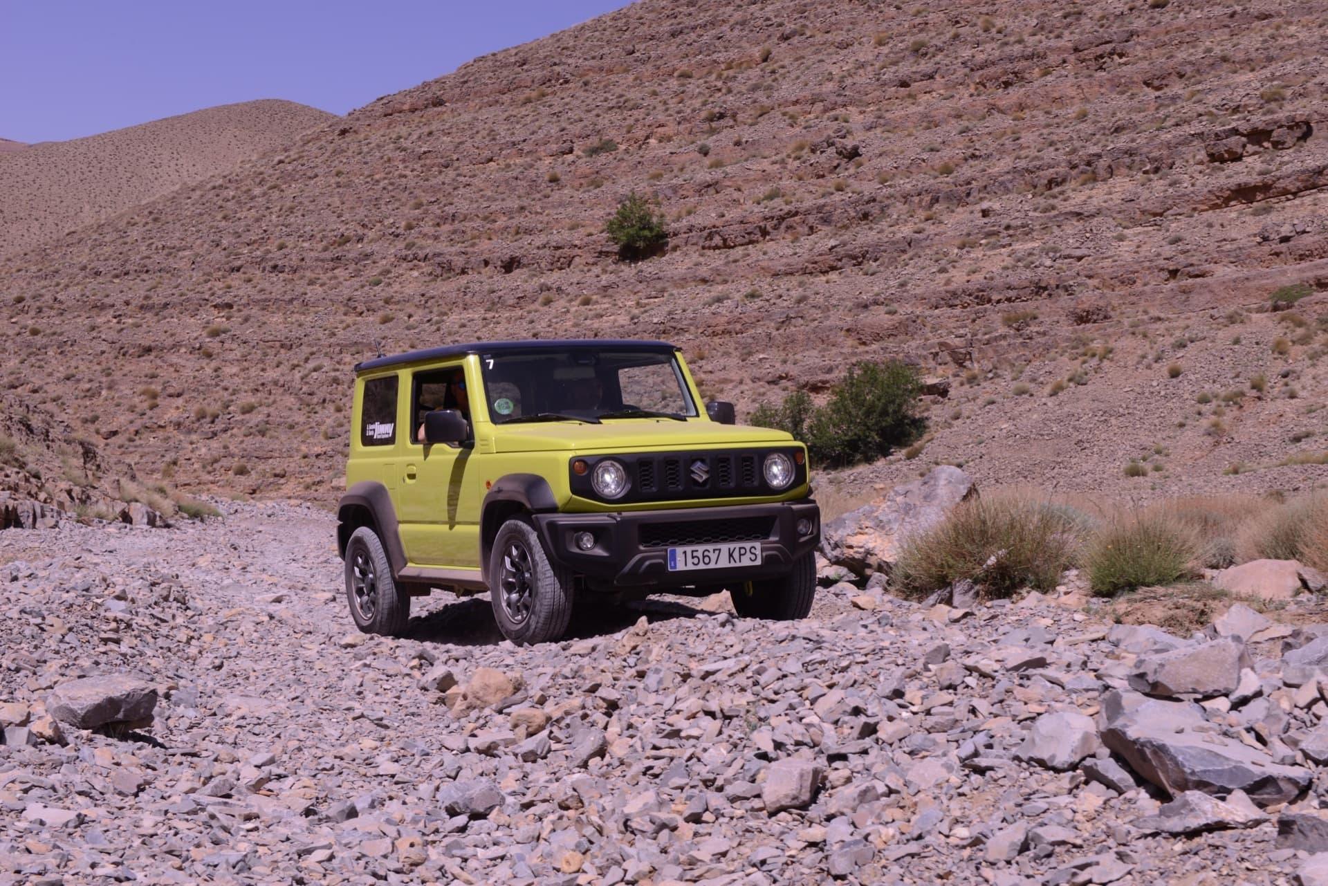 Suzuki Jimny Desert Experience 2019 00089