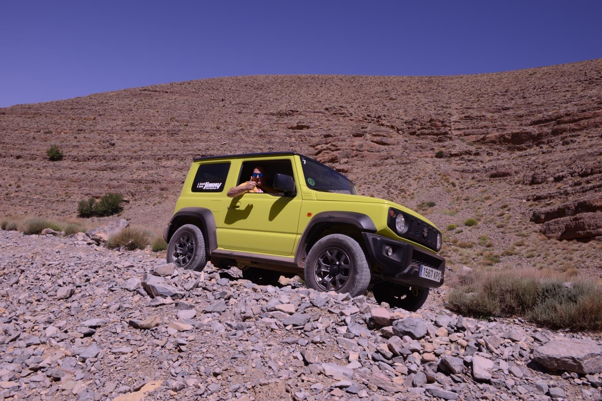 Suzuki Jimny Desert Experience 2019 00090