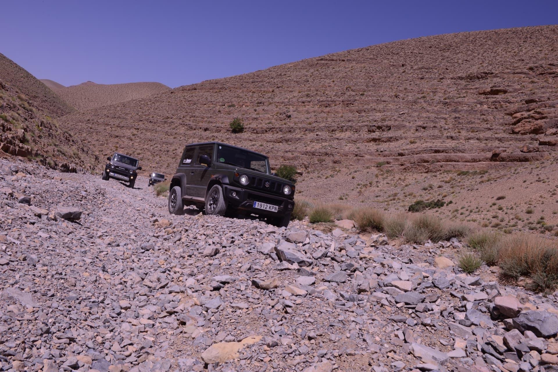 Suzuki Jimny Desert Experience 2019 00091