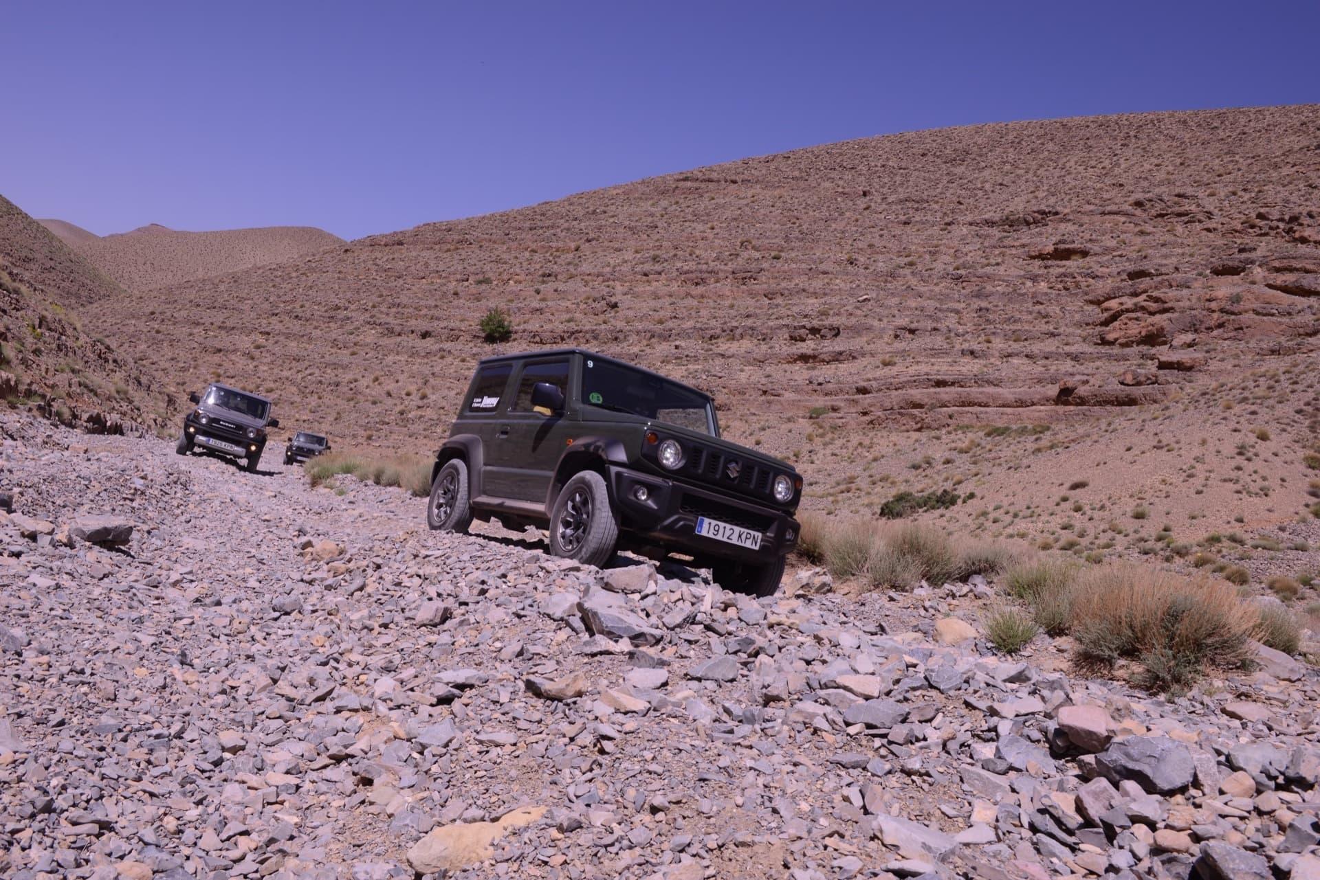 Suzuki Jimny Desert Experience 2019 00092
