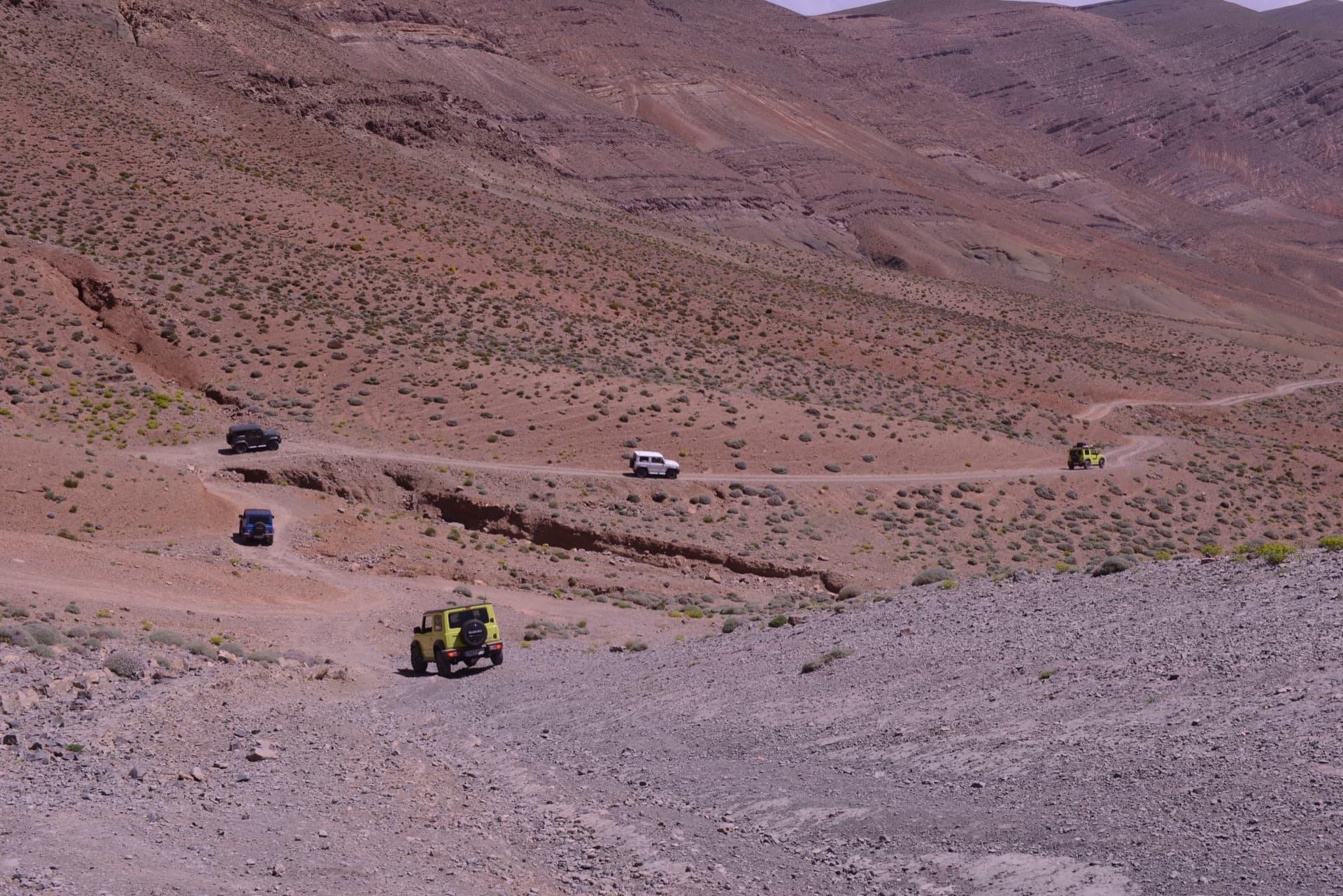 Suzuki Jimny Desert Experience 2019 00096
