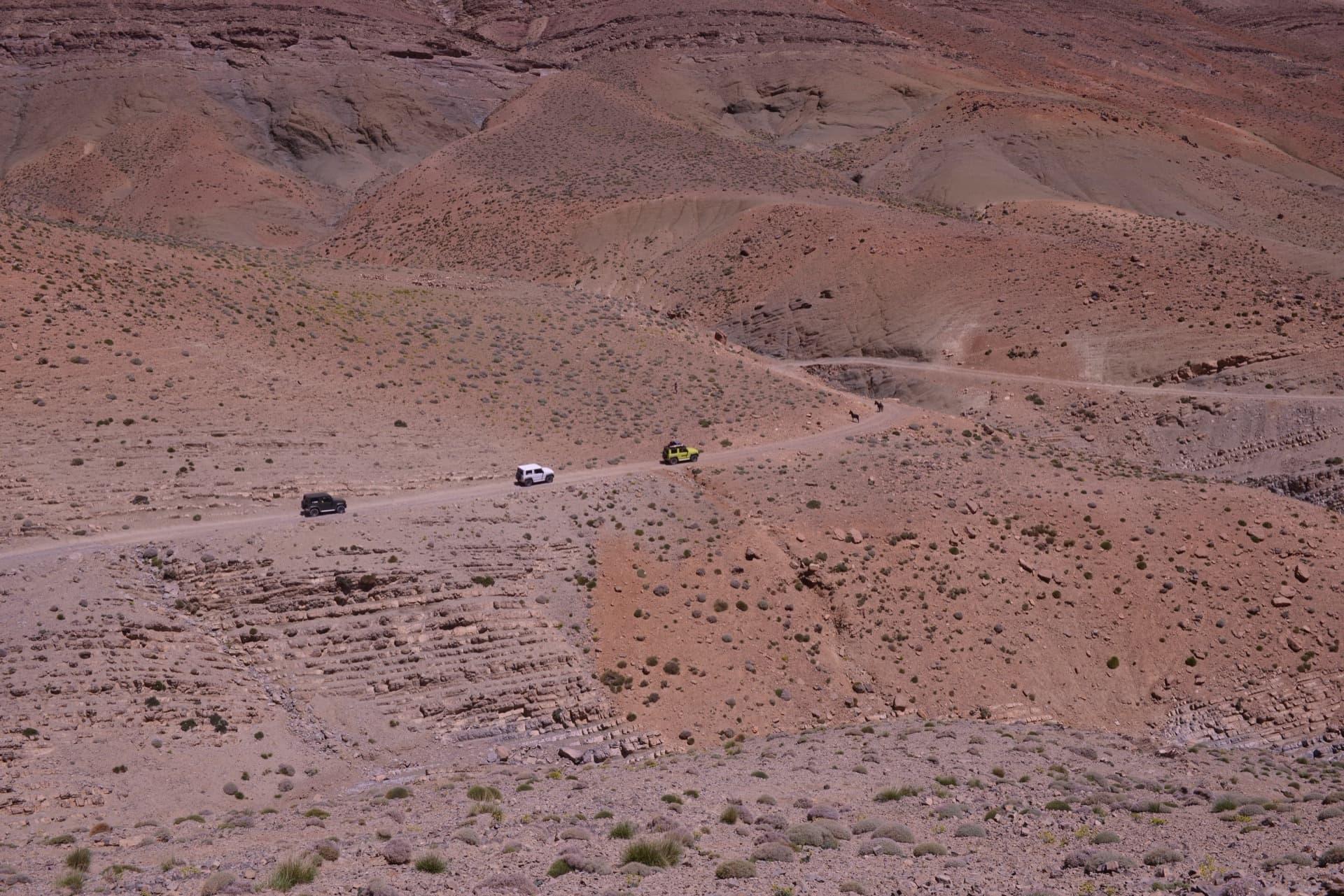 Suzuki Jimny Desert Experience 2019 00099