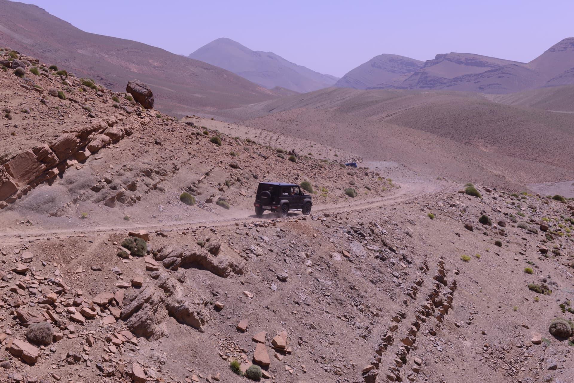 Suzuki Jimny Desert Experience 2019 00100