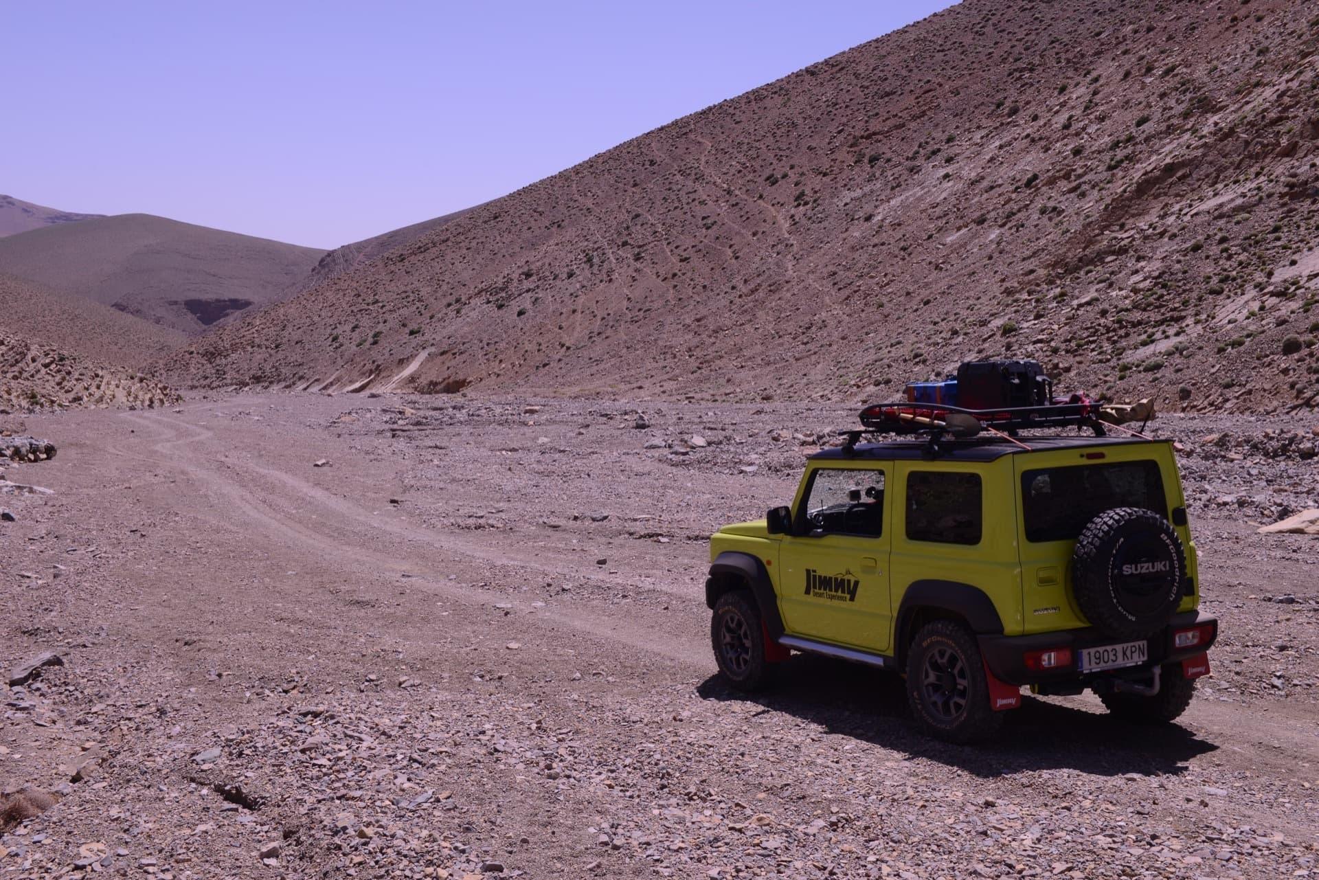 Suzuki Jimny Desert Experience 2019 00102