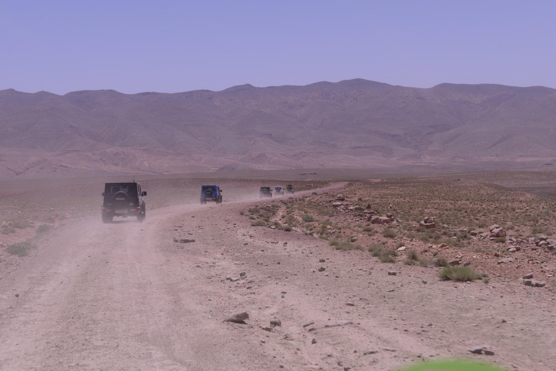 Suzuki Jimny Desert Experience 2019 00103