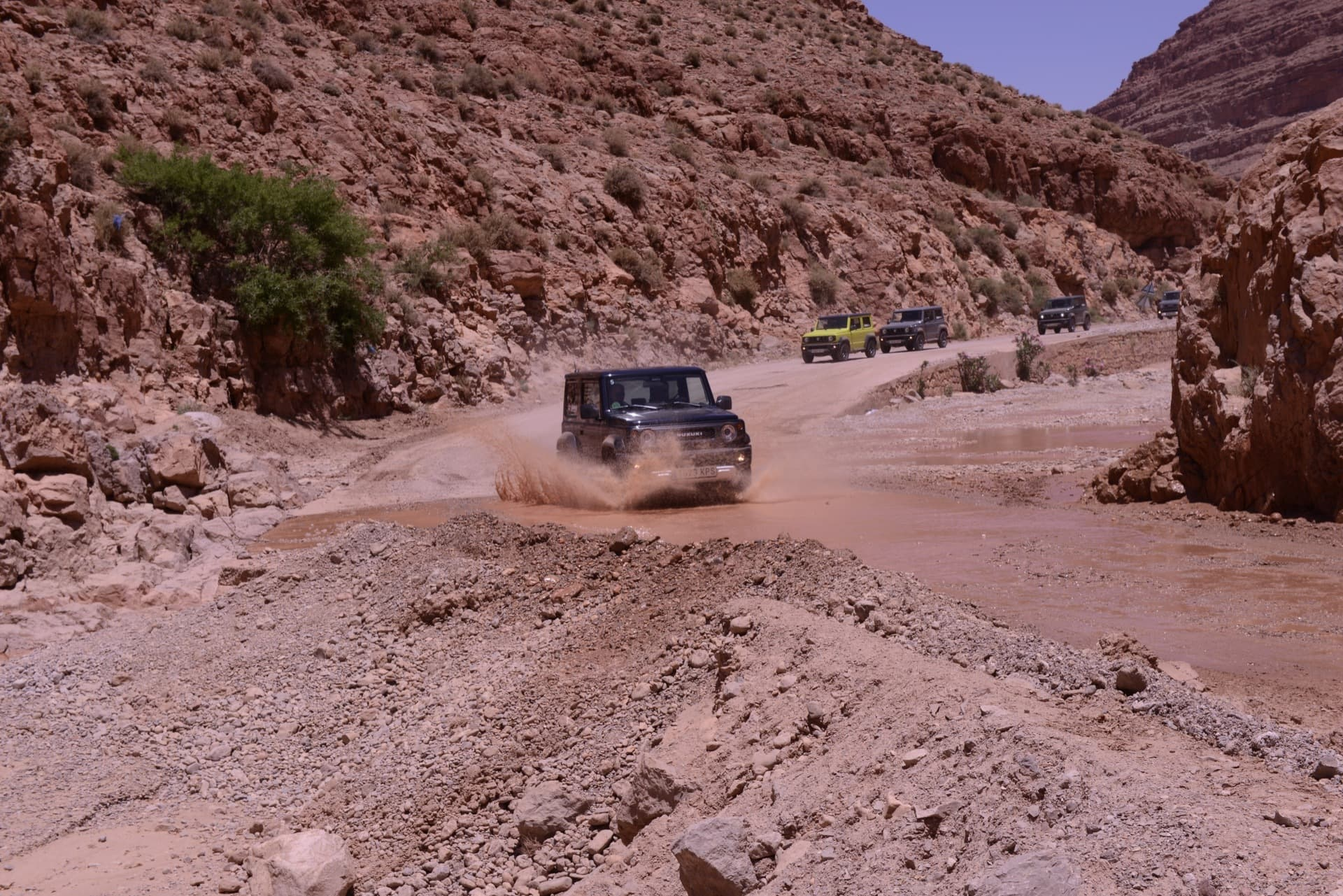 Suzuki Jimny Desert Experience 2019 00104