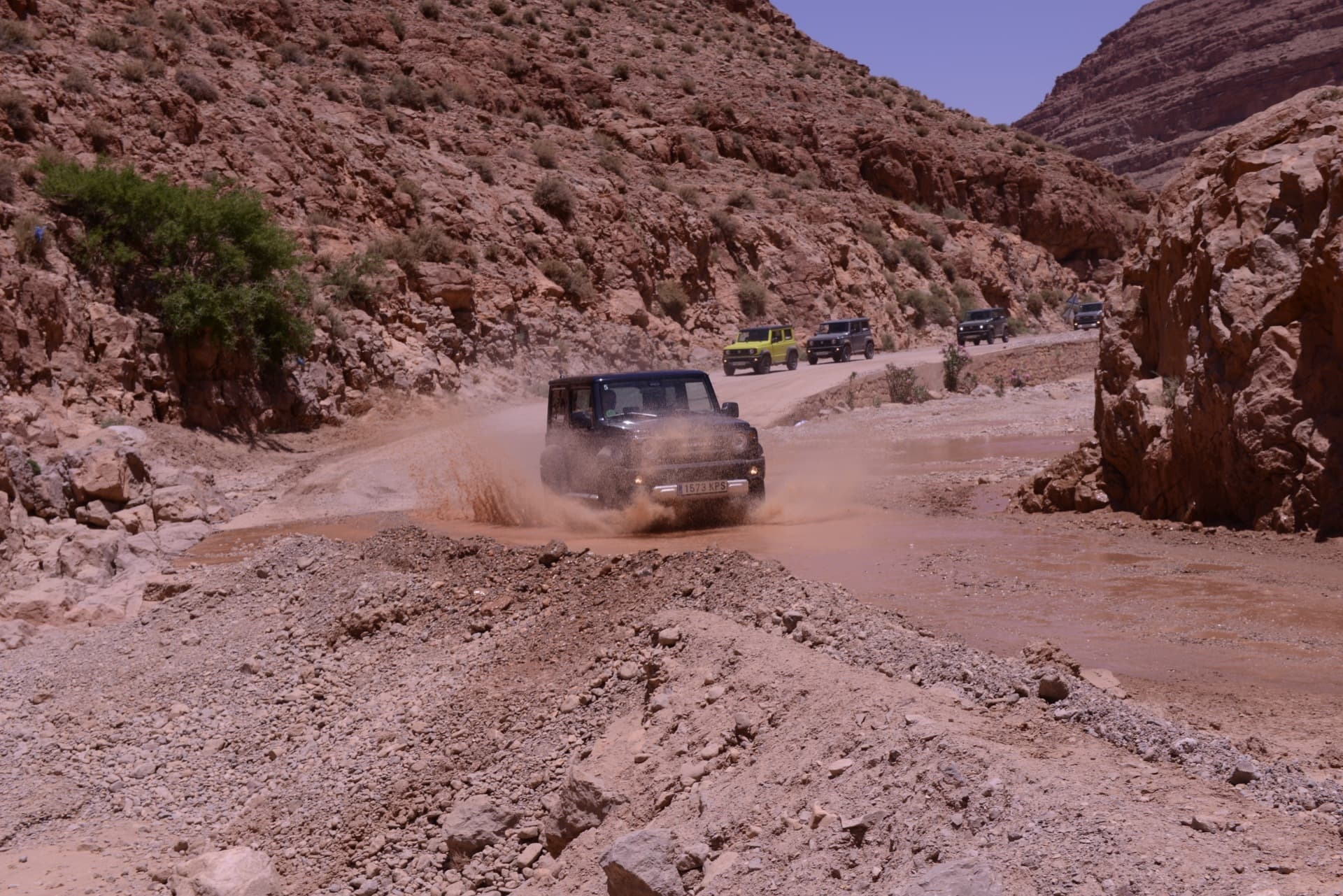 Suzuki Jimny Desert Experience 2019 00105