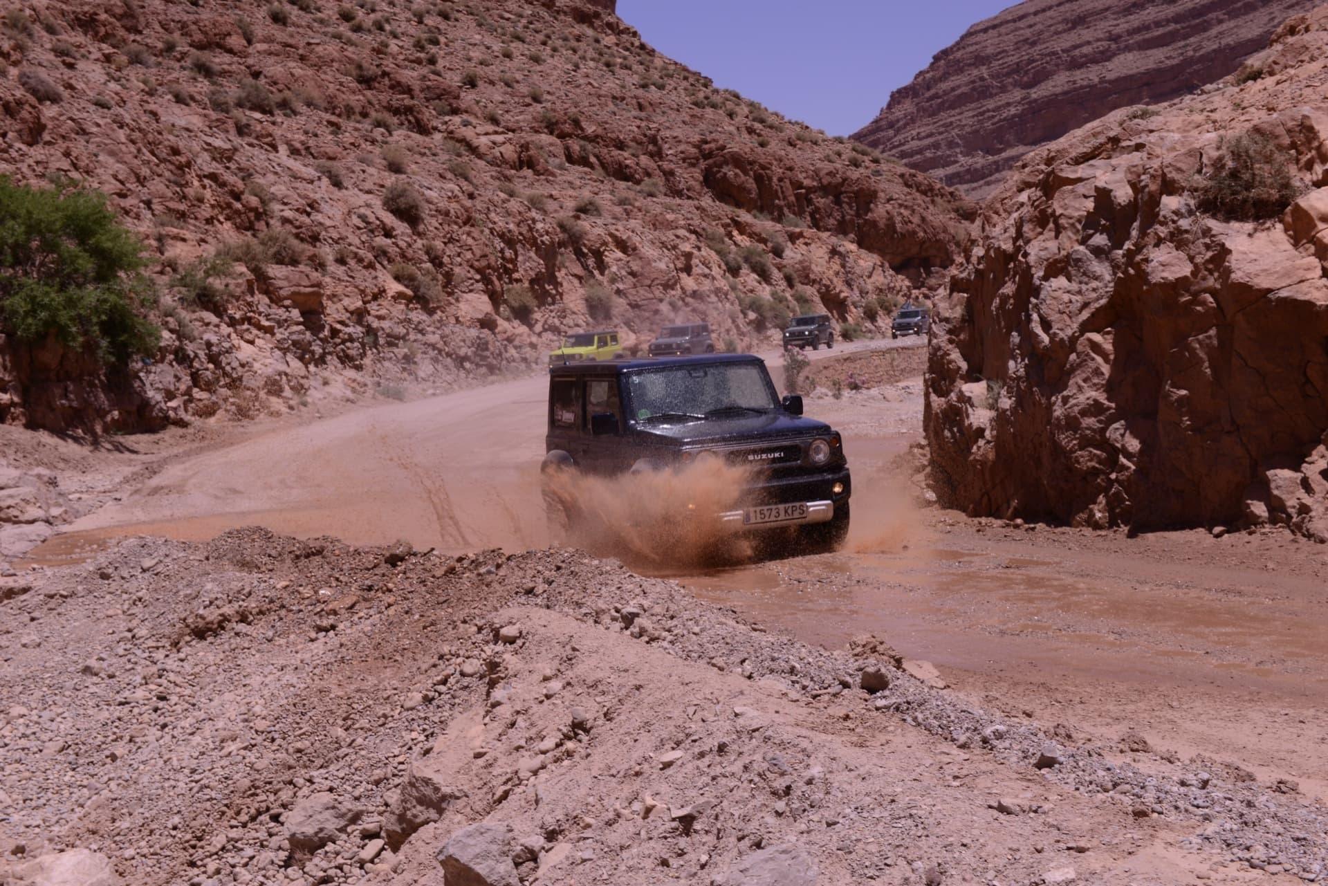 Suzuki Jimny Desert Experience 2019 00106
