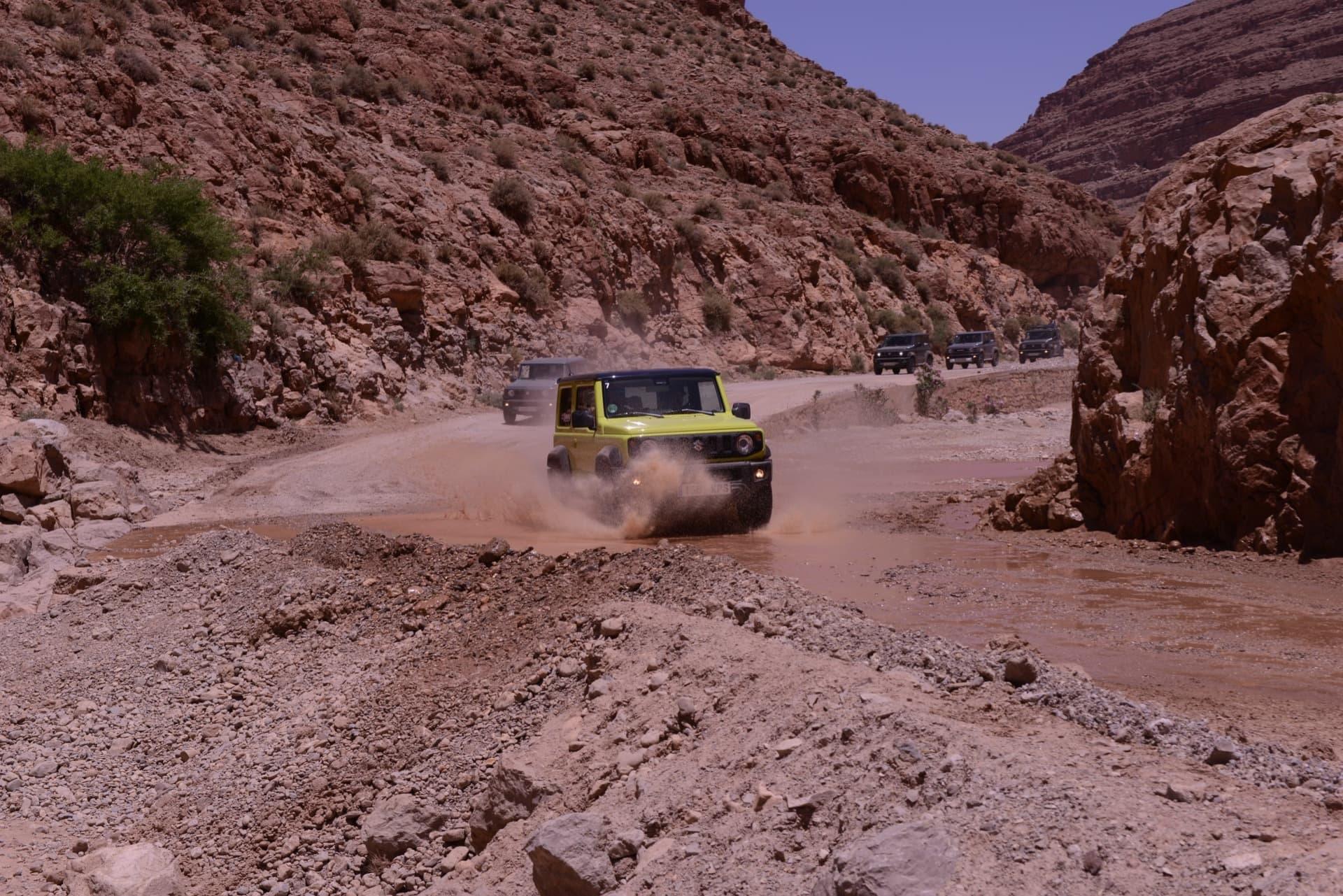 Suzuki Jimny Desert Experience 2019 00107