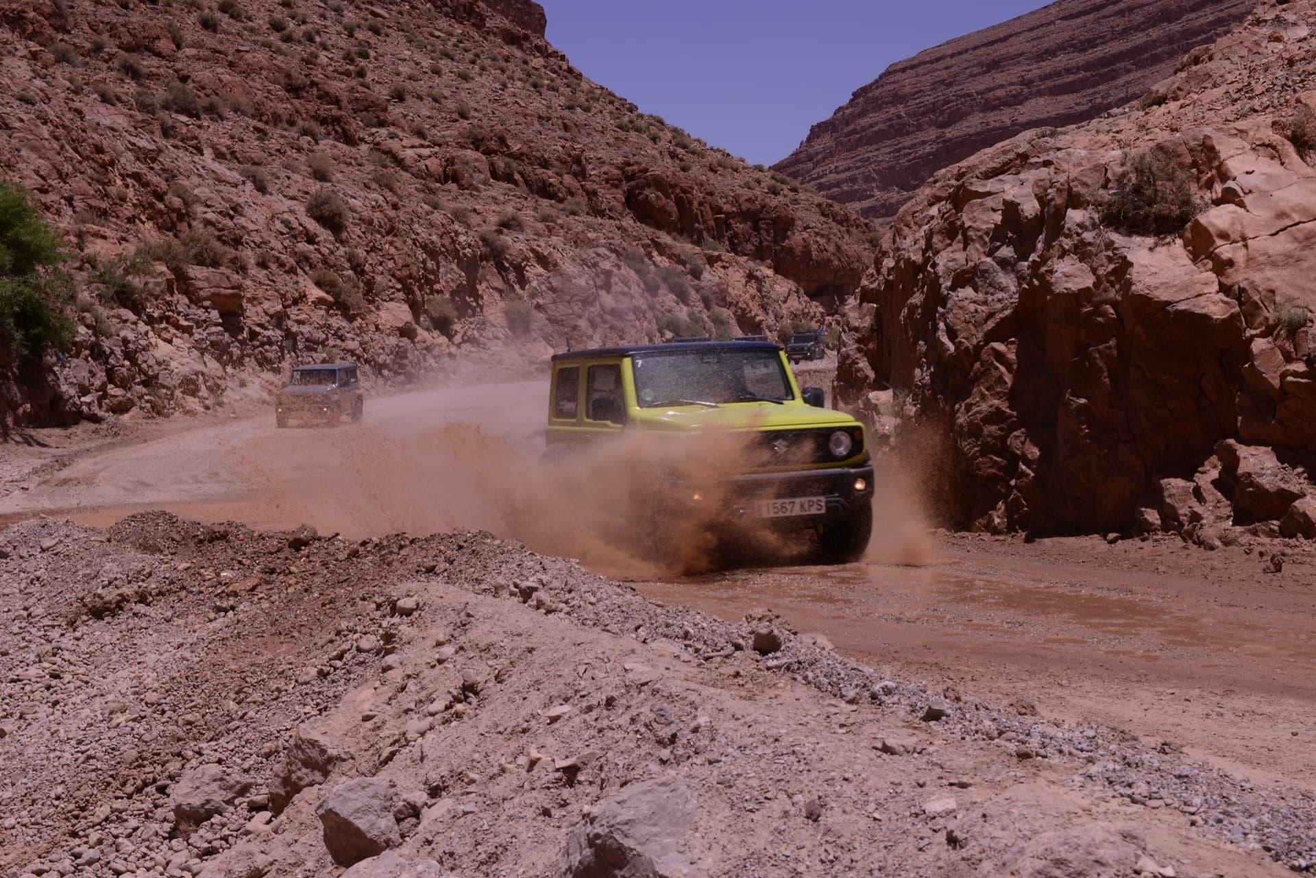 Suzuki Jimny Desert Experience 2019 00108