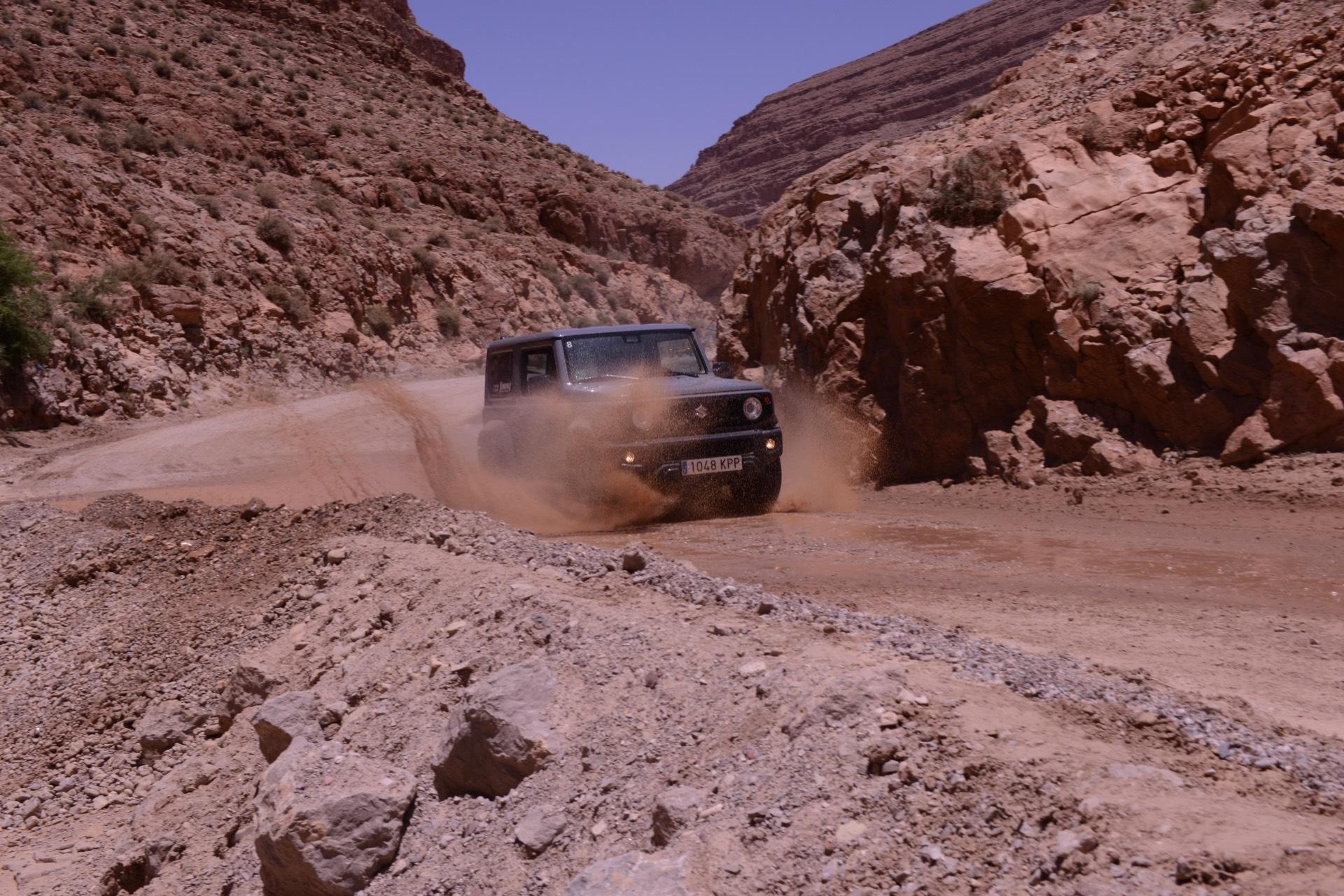 Suzuki Jimny Desert Experience 2019 00109