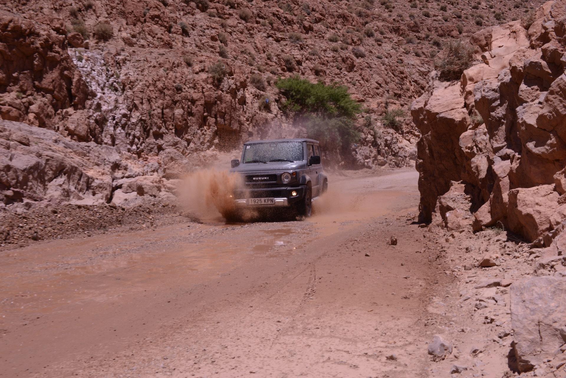 Suzuki Jimny Desert Experience 2019 00111