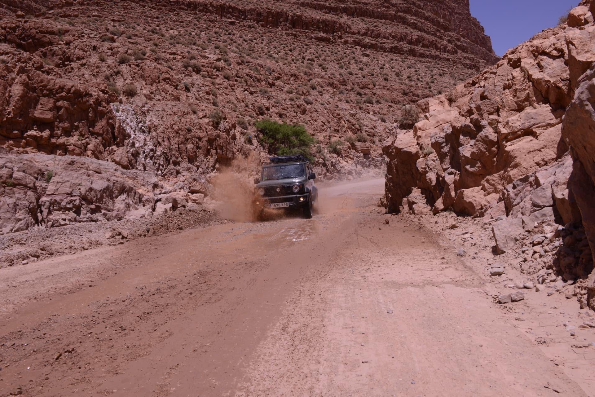 Suzuki Jimny Desert Experience 2019 00113