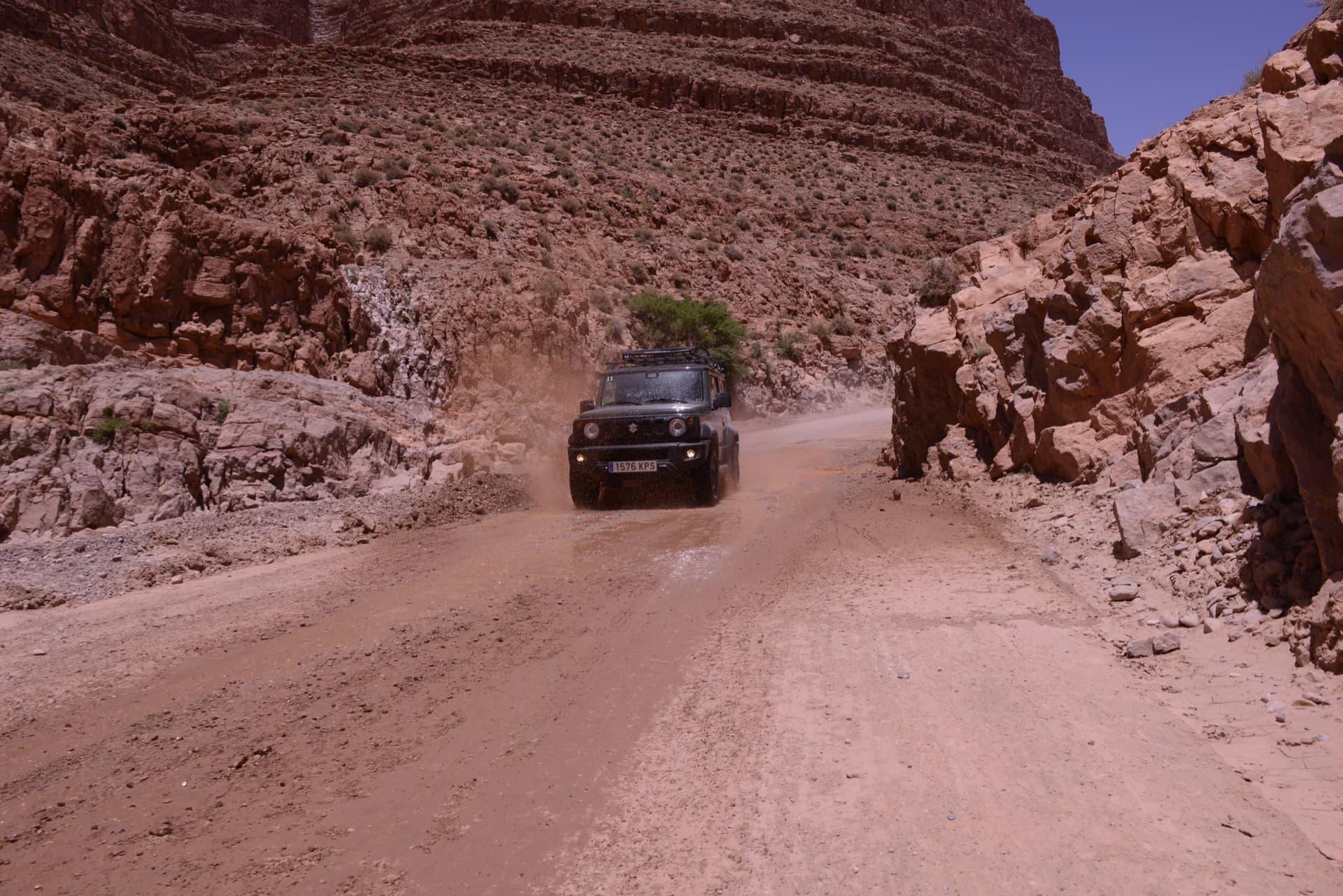 Suzuki Jimny Desert Experience 2019 00114