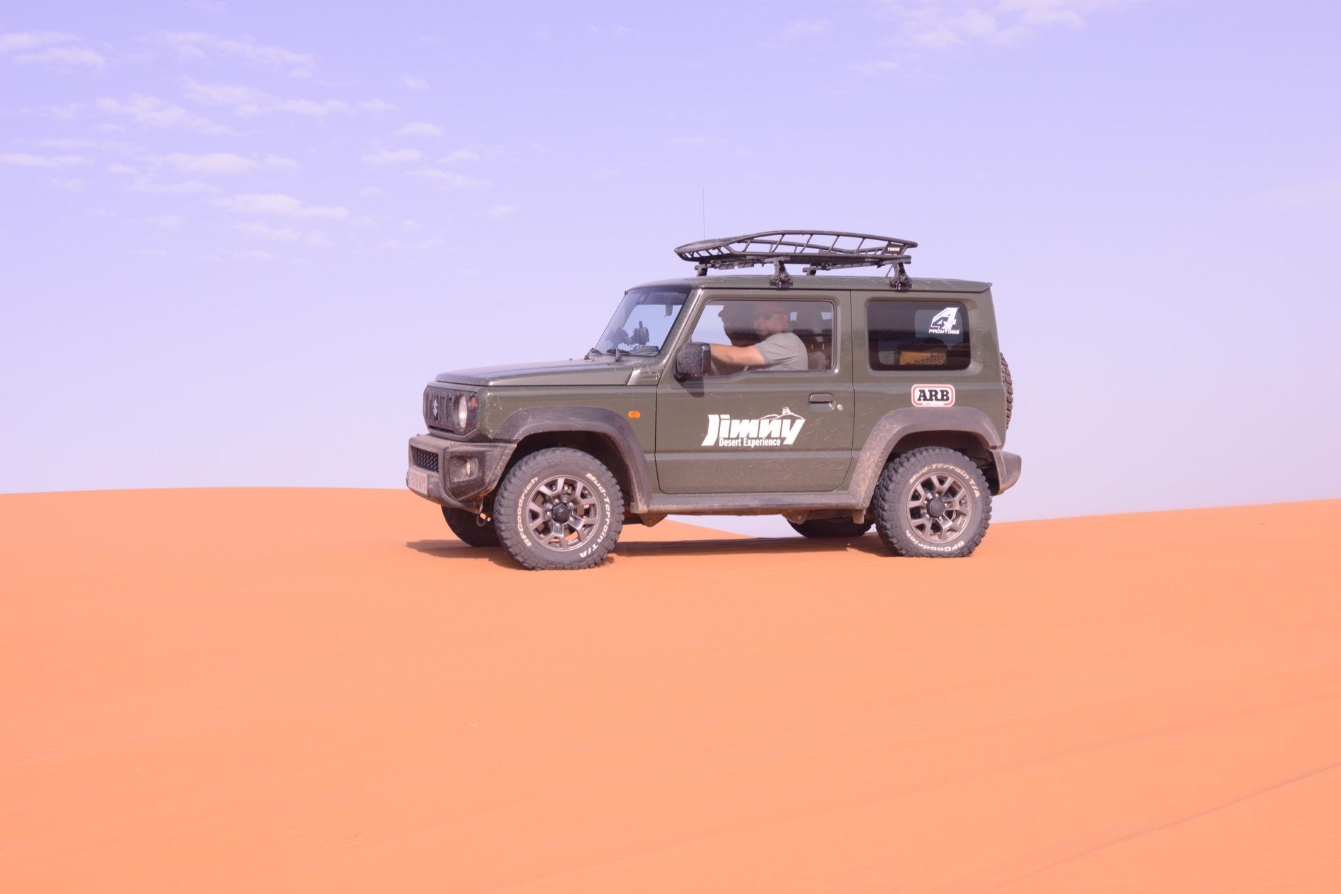 Suzuki Jimny Desert Experience 2019 00126