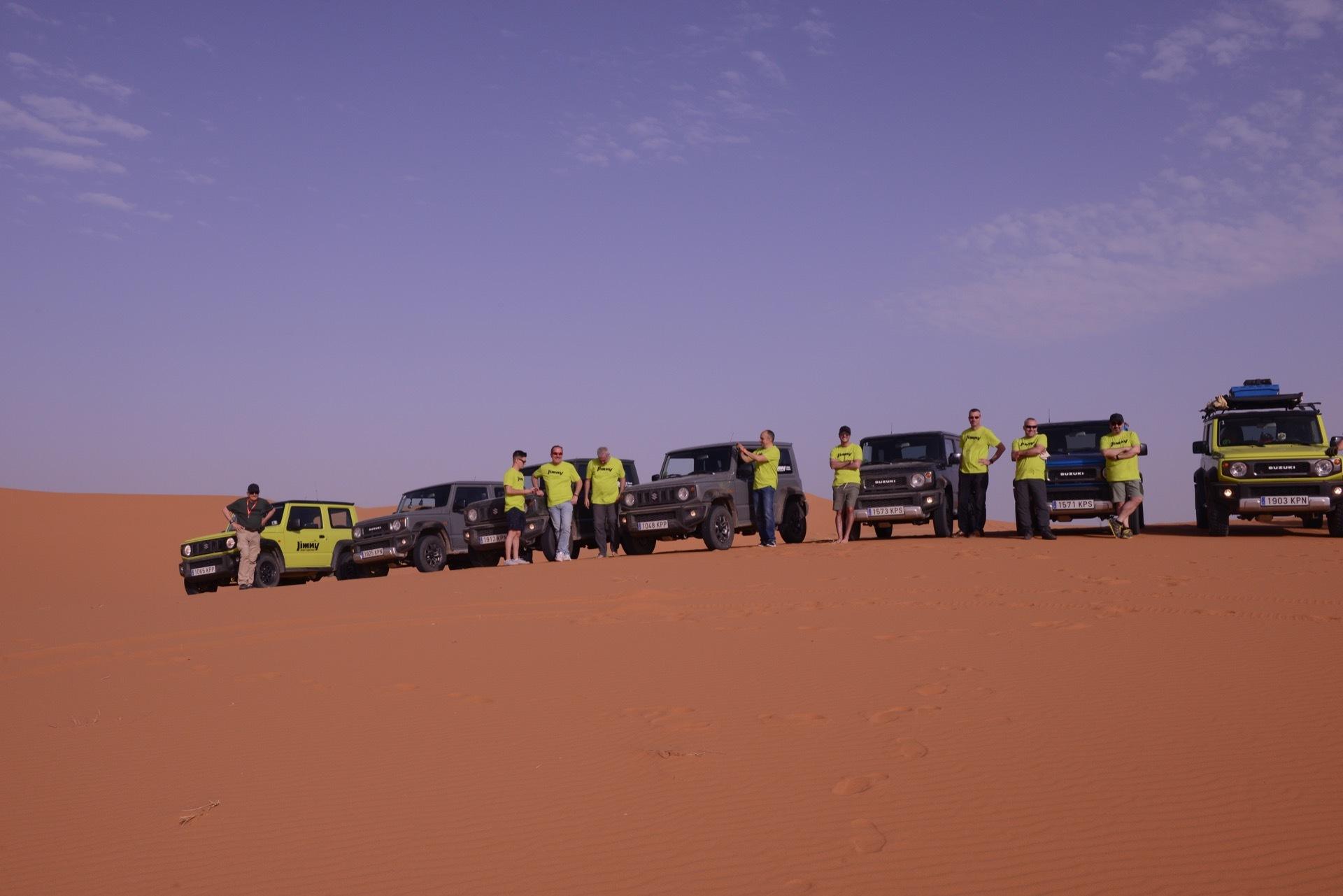 Suzuki Jimny Desert Experience 2019 00127