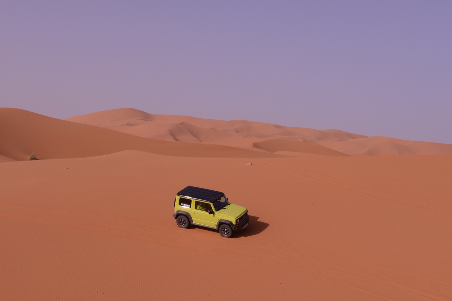 Suzuki Jimny Desert Experience 2019 00134