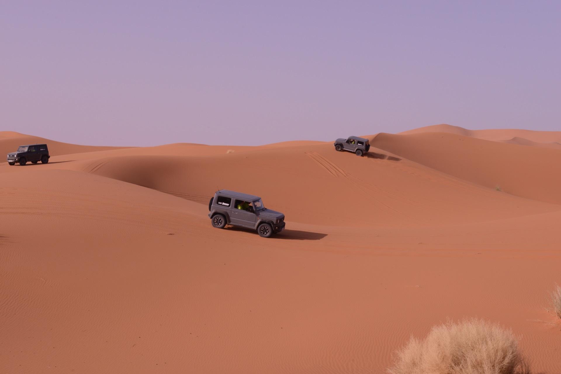 Suzuki Jimny Desert Experience 2019 00136
