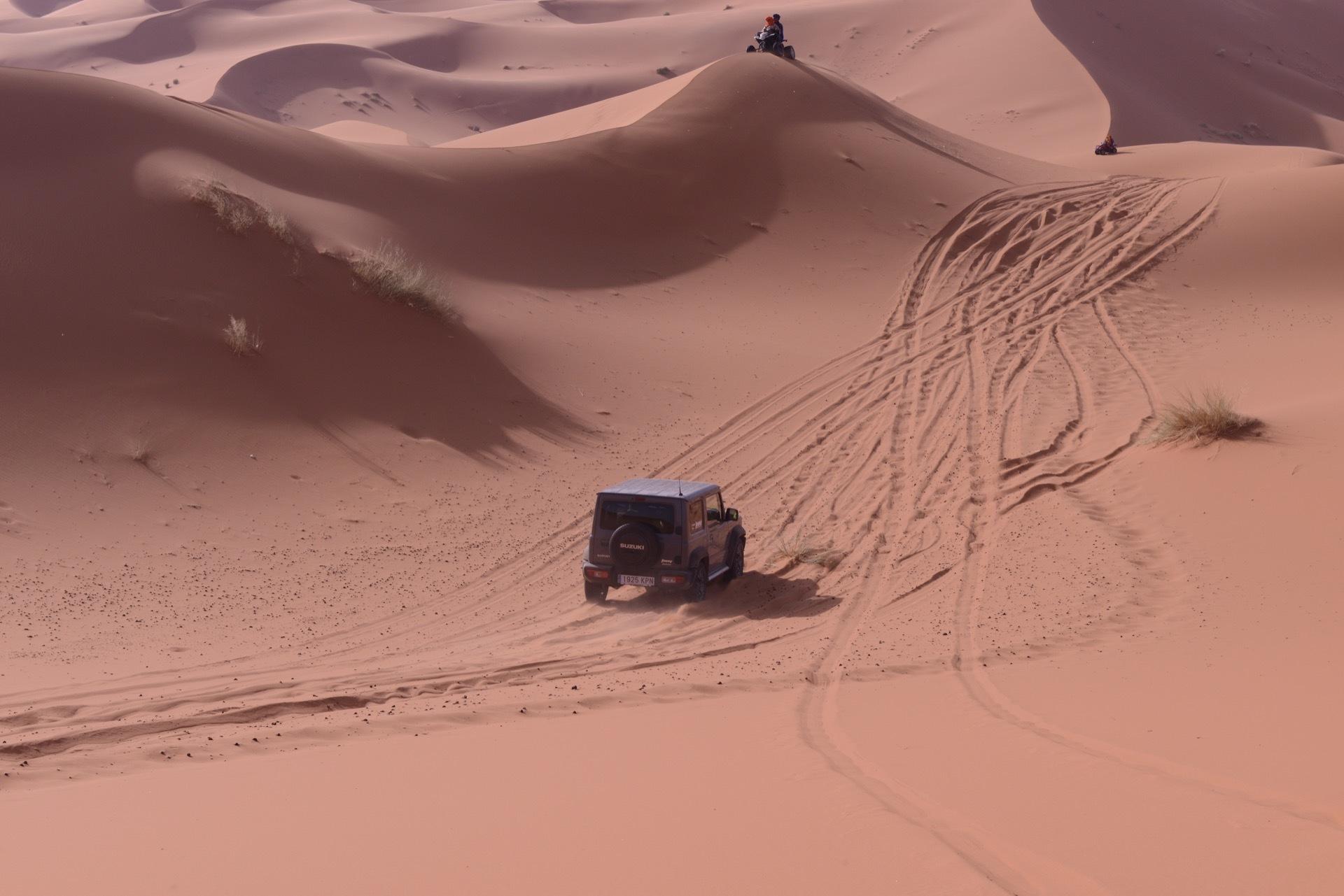 Suzuki Jimny Desert Experience 2019 00137