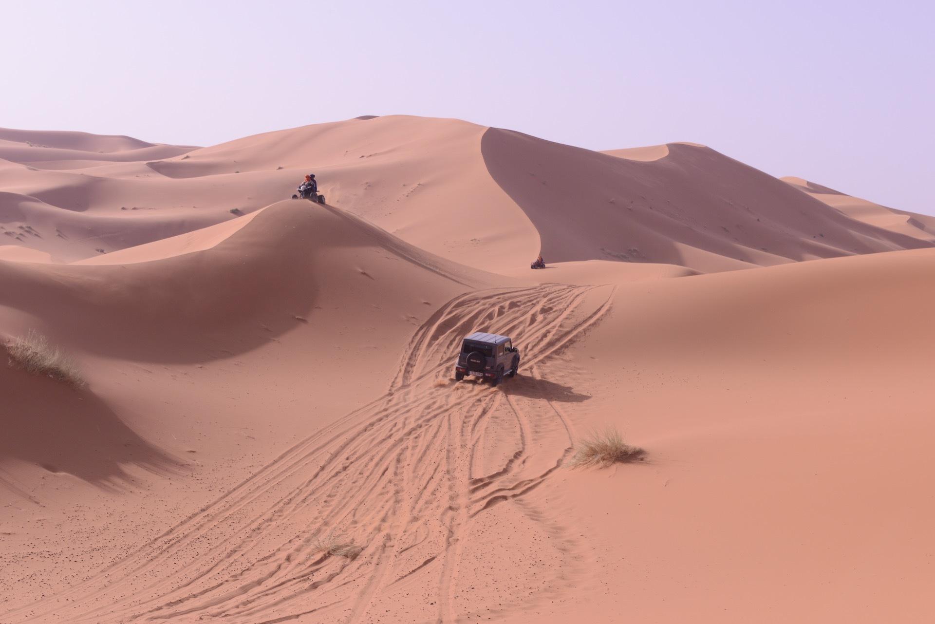 Suzuki Jimny Desert Experience 2019 00138