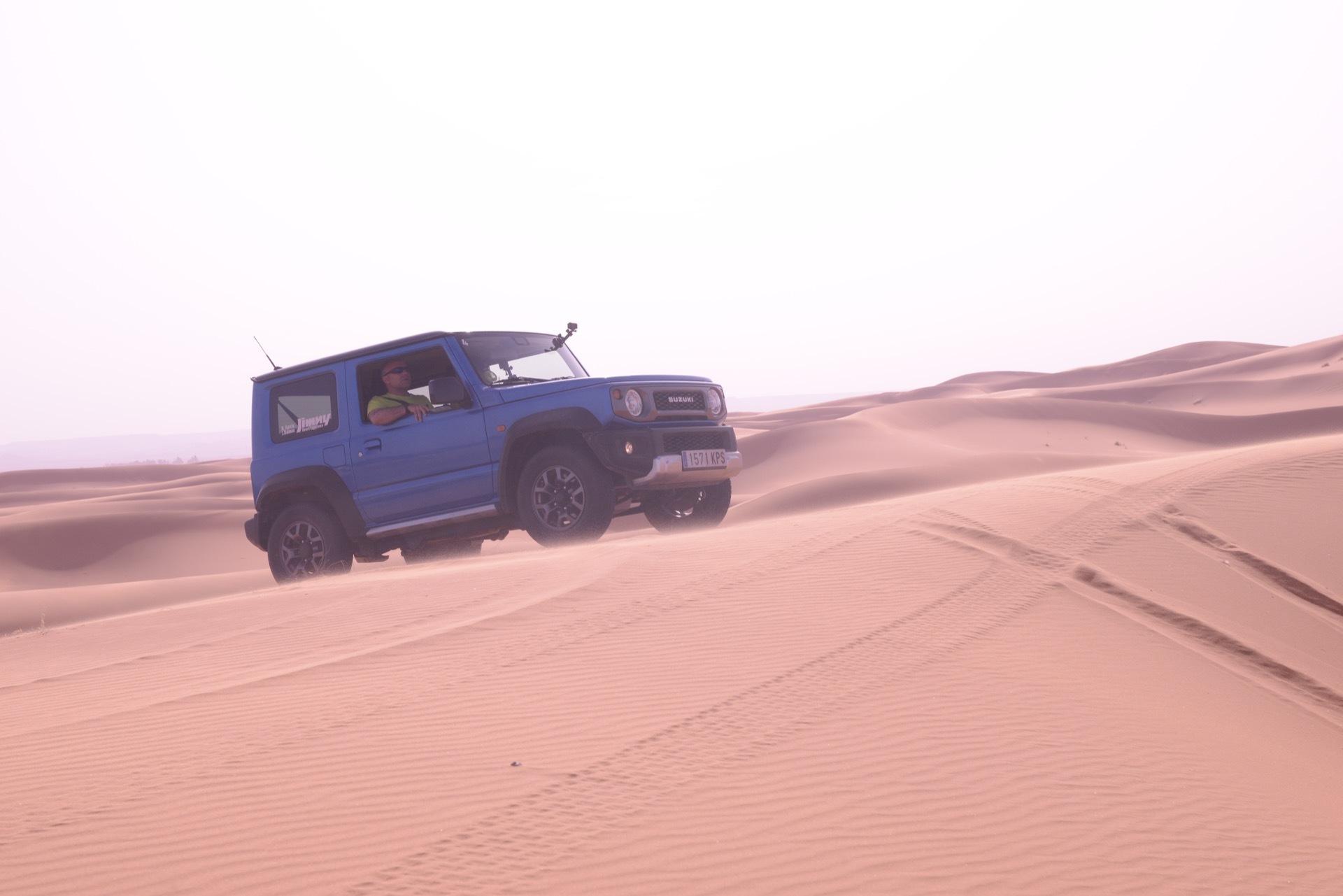 Suzuki Jimny Desert Experience 2019 00140