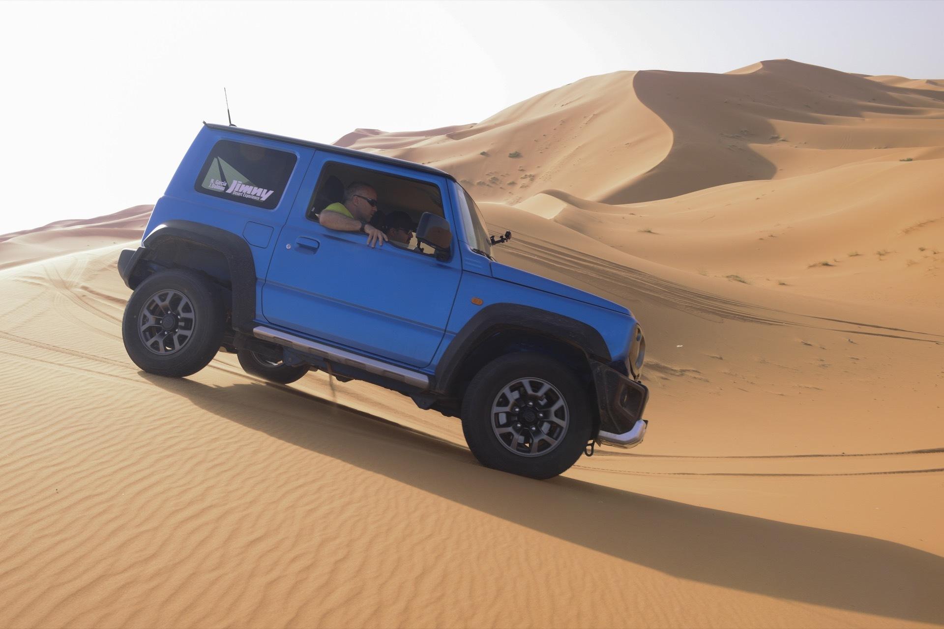 Suzuki Jimny Desert Experience 2019 00141
