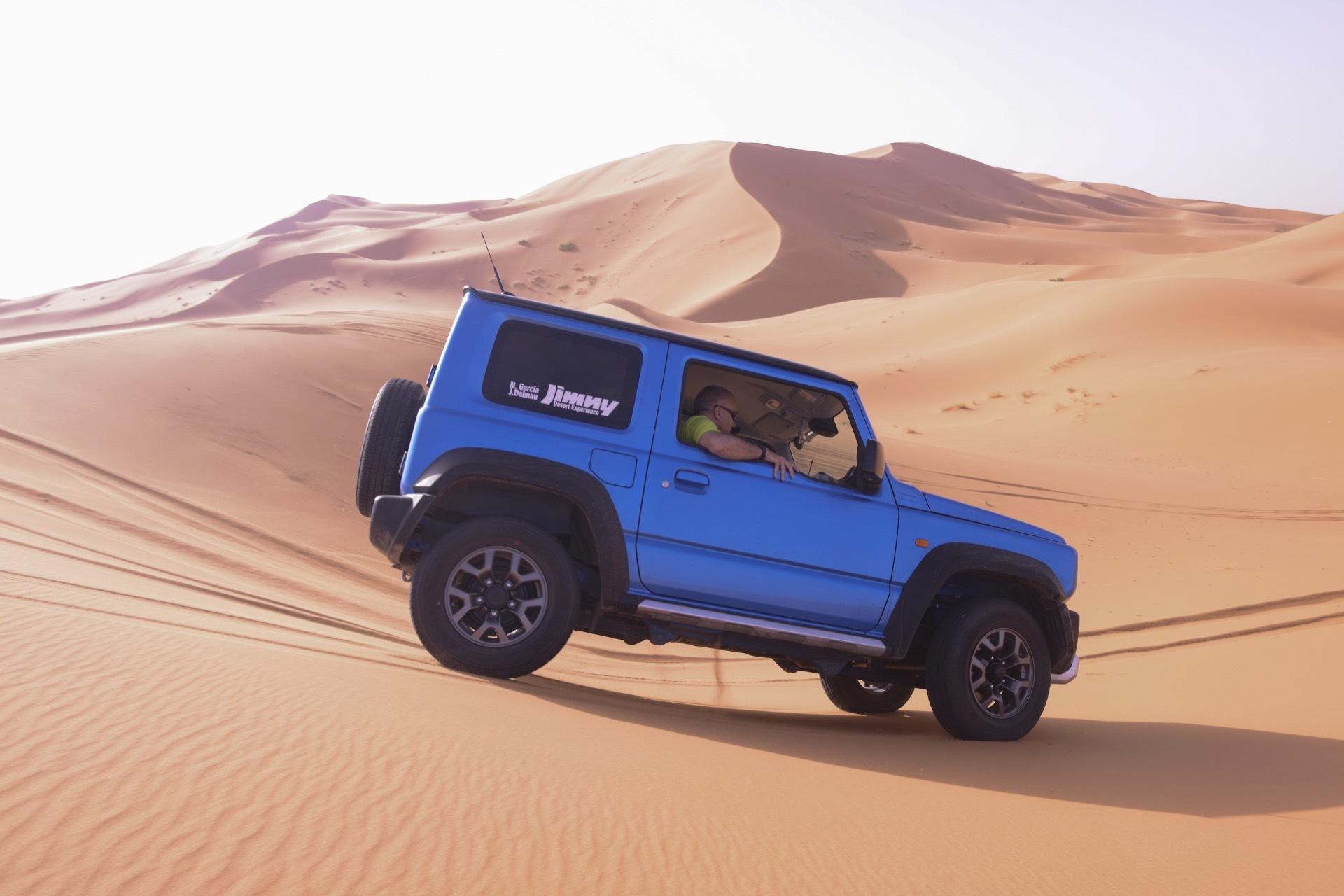 Suzuki Jimny Desert Experience 2019 00143