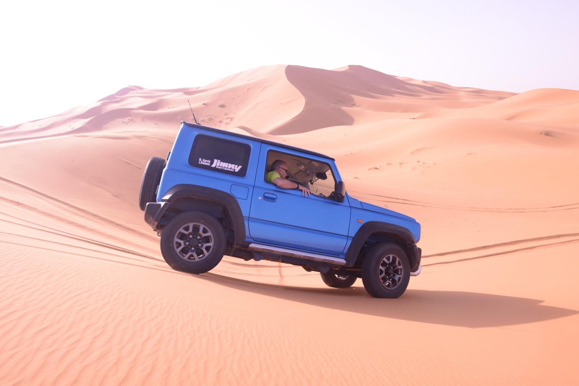 Suzuki Jimny Desert Experience 2019 00144
