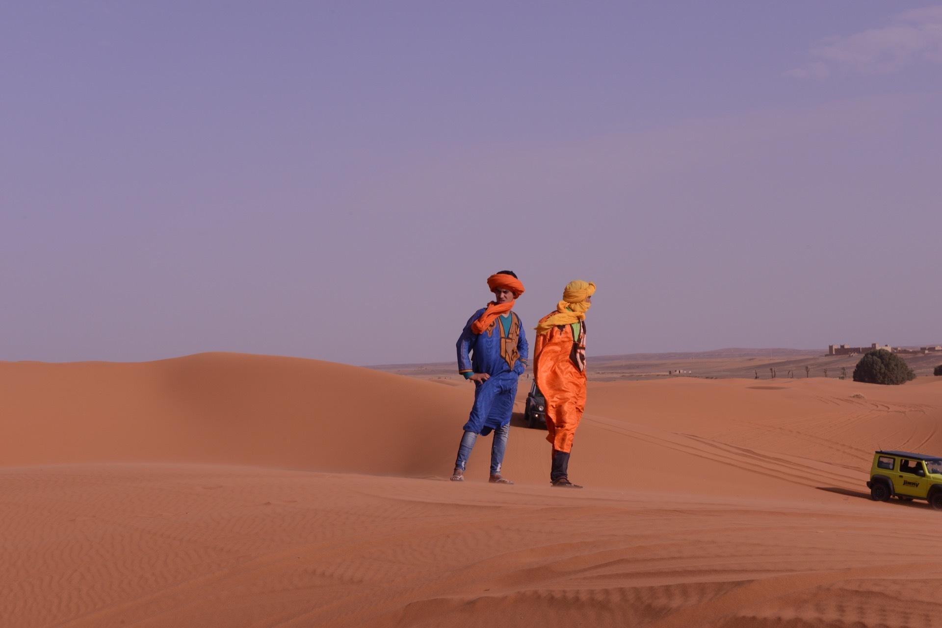 Suzuki Jimny Desert Experience 2019 00146