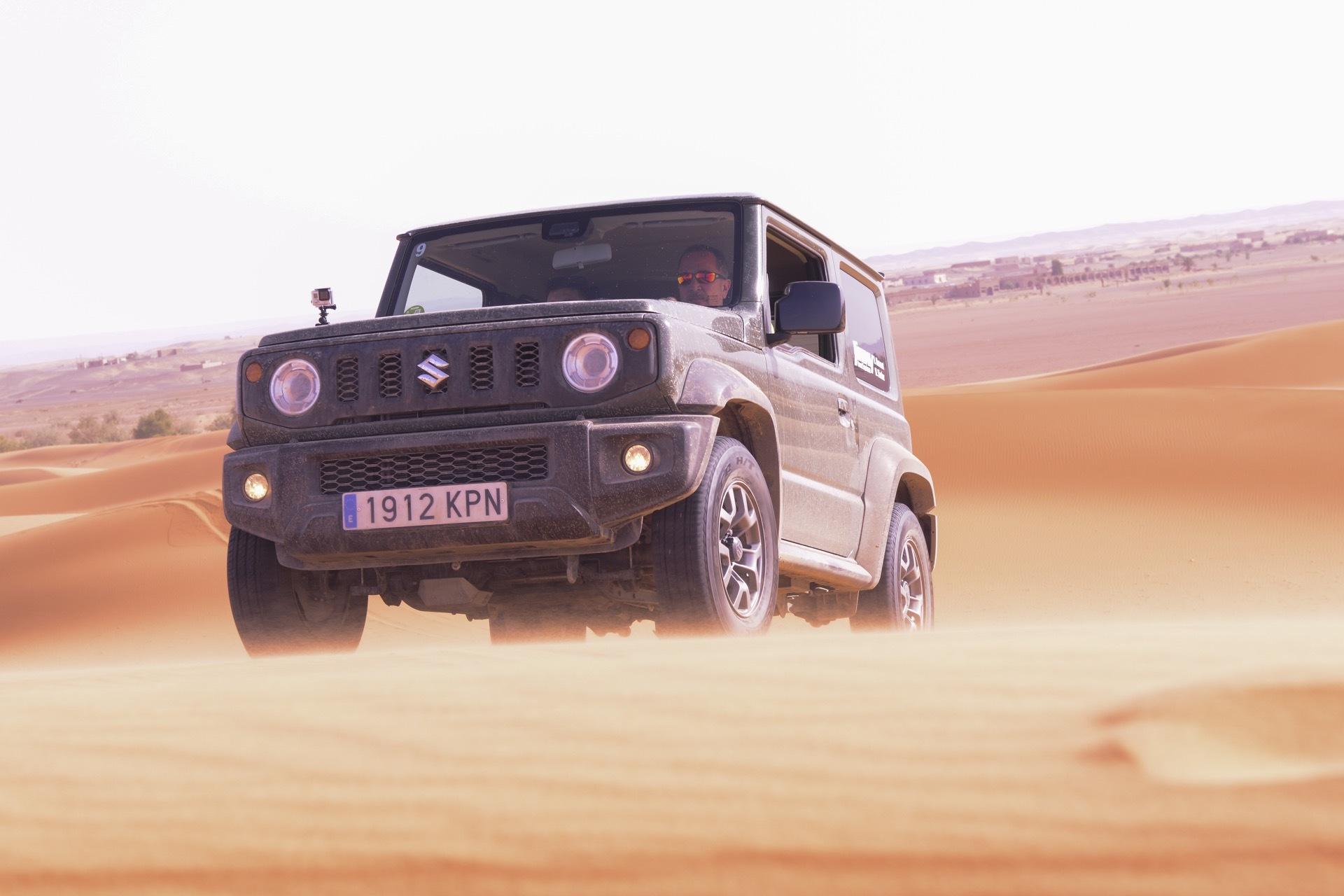 Suzuki Jimny Desert Experience 2019 00149