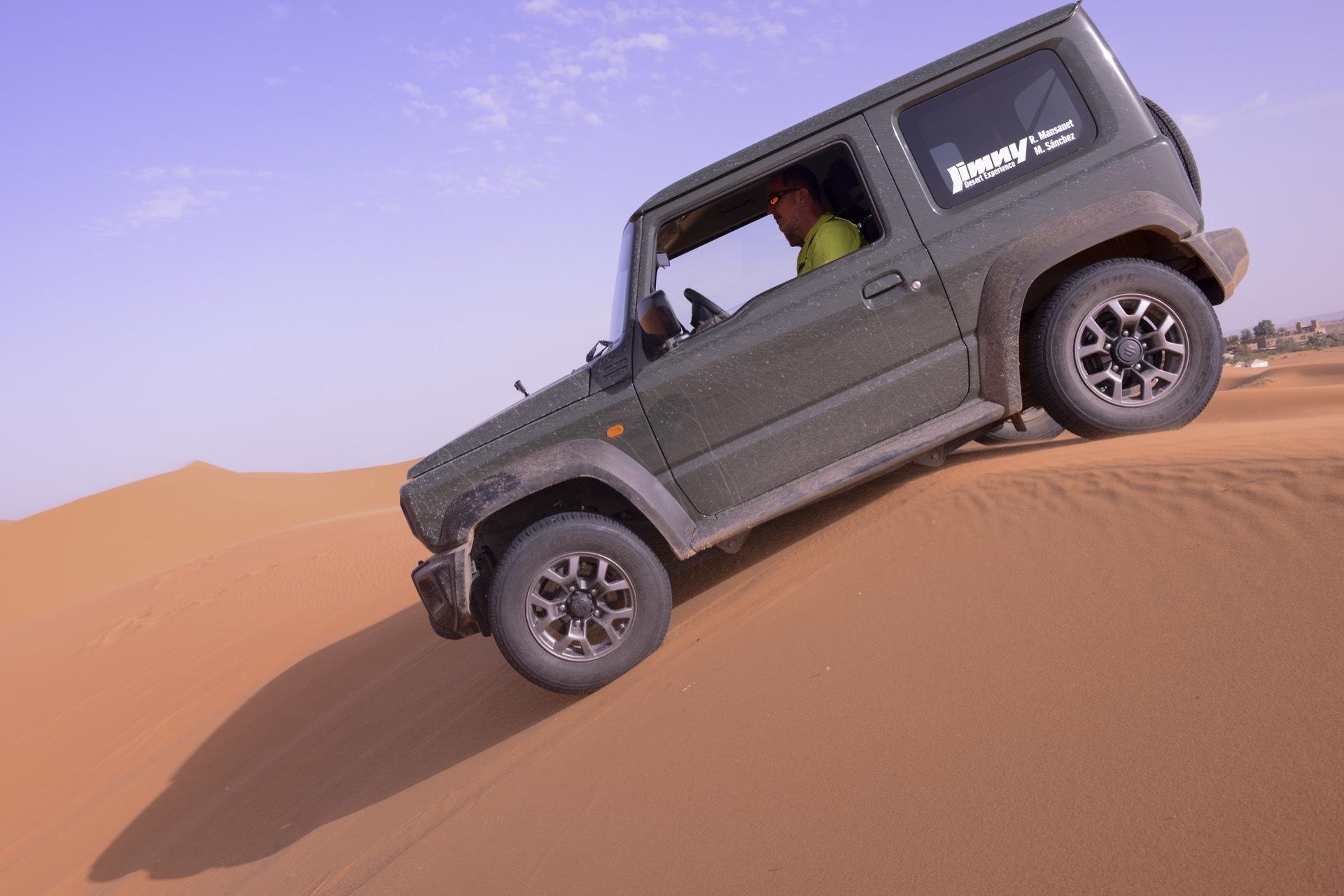 Suzuki Jimny Desert Experience 2019 00151