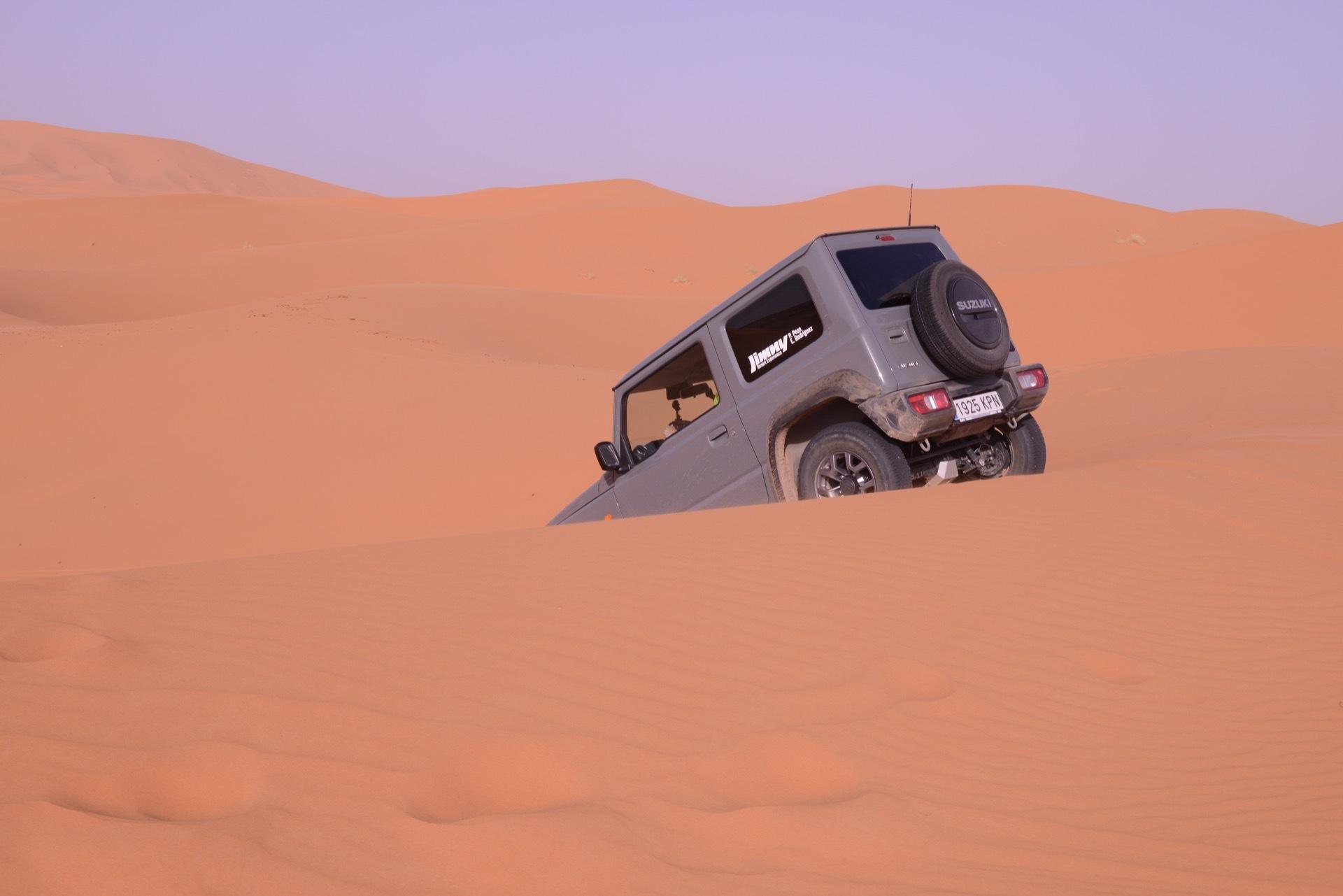 Suzuki Jimny Desert Experience 2019 00157